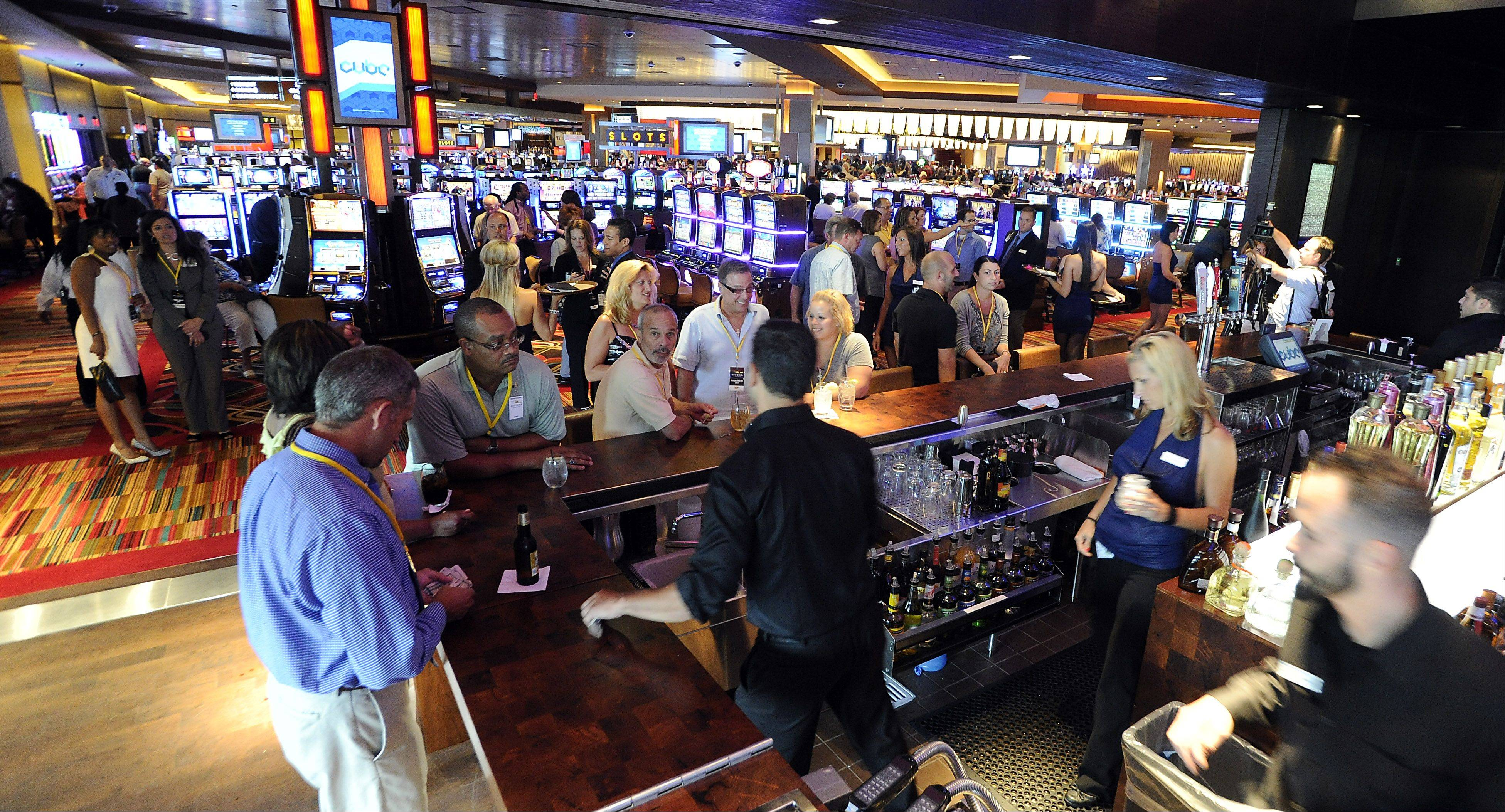 According to the Illinois Gaming Board, Rivers Casino in Des Plaines collected $416 million from gamblers in 2012. more than any other casino in Illinois.