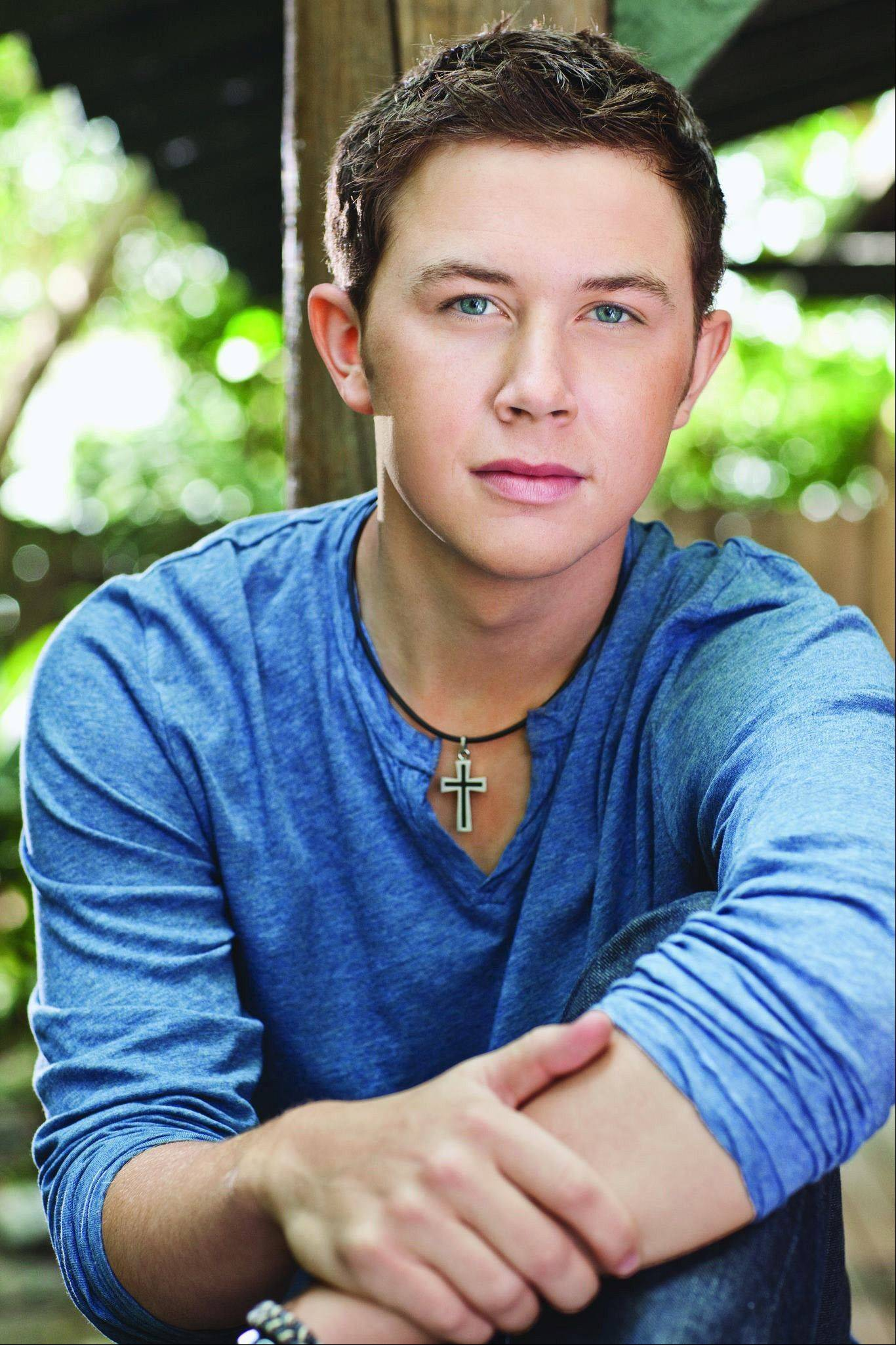"""American Idol"" winner Scotty McCreery will perform at the Paramount Theatre in Aurora on Thursday, March 28."
