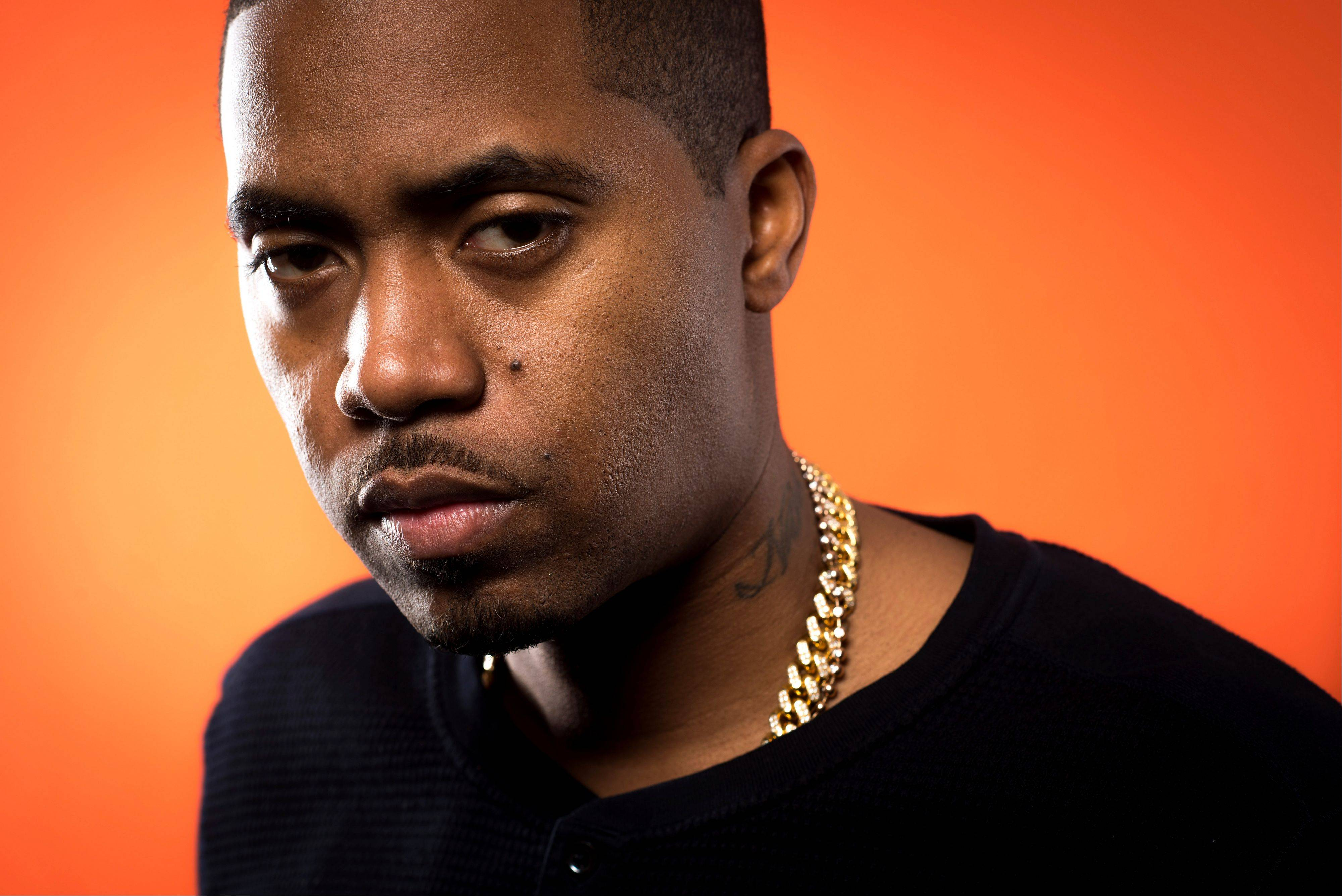 "Rapper Nas, born Nasir Jones, has been nominated for four Grammys, including best rap album for ""Life Is Good."" The Grammys air Feb. 10."