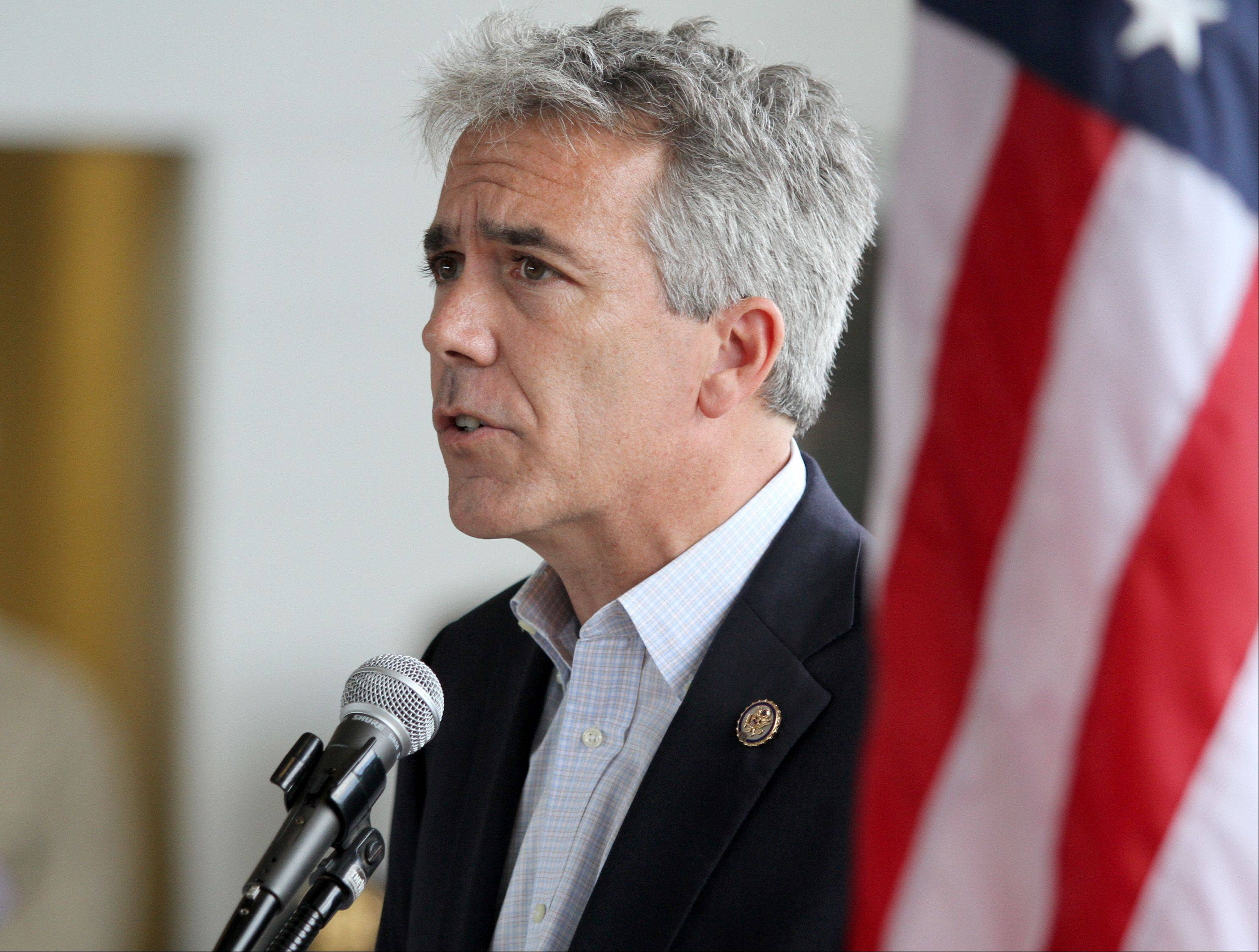 Former Congressman Joe Walsh of McHenry is making no secret of an interest in a run for state office, but he is traveling around the state to gauge support first.