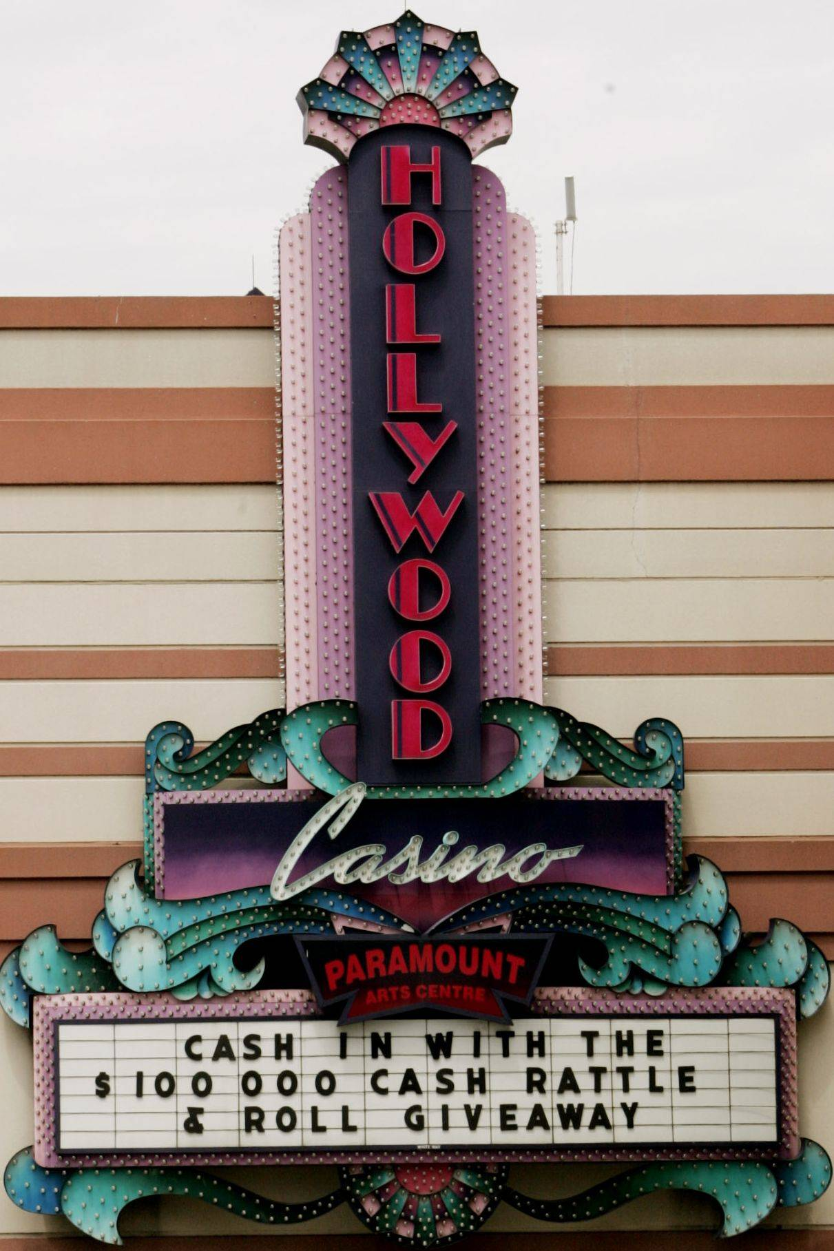 Hollywood Casino in Aurora