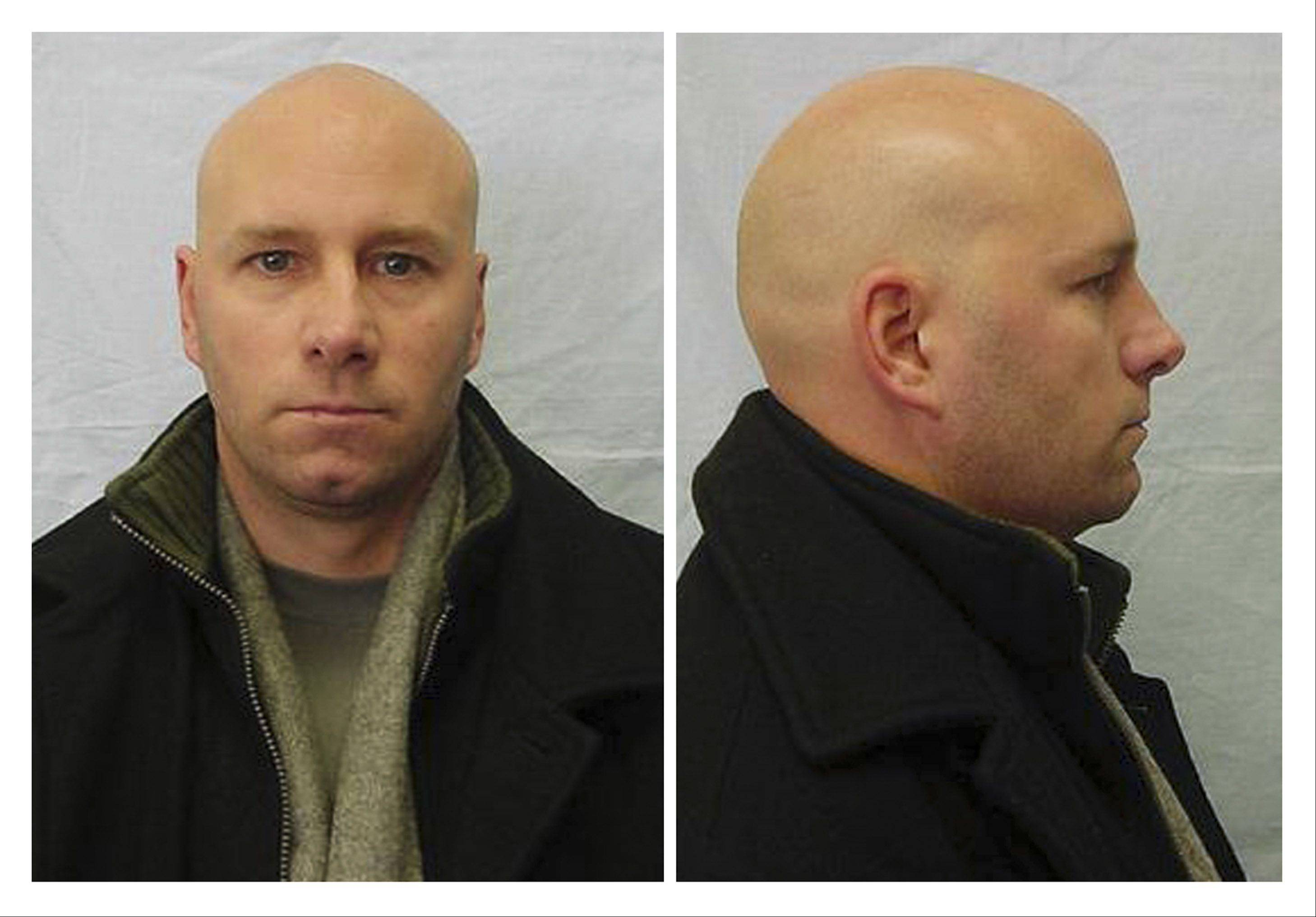 Familiar with the mug shot routine, lifelong criminal Robert Maday posed for these police photos after his most recent arrest. The Elk Grove Village native was convicted Wednesday on multiple charges stemming from his 2009 escape that dominated news coverage in the suburbs.