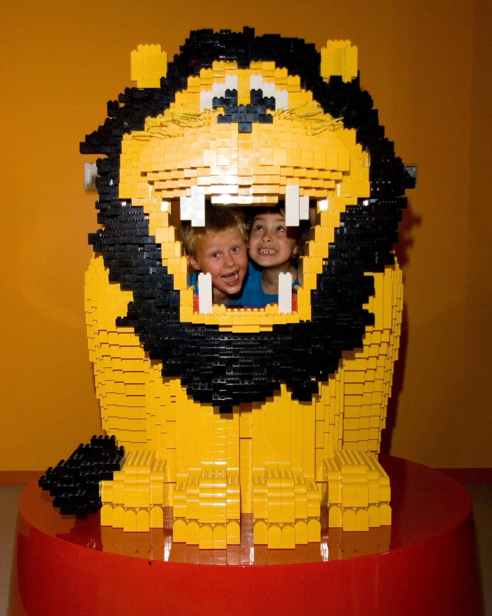 LEGOLAND Discovery Center Chicago is located at the Streets of Woodfield, 601 N. Martingale Rd. in Schaumburg.
