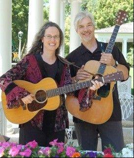 Patty Stevenson and Craig Siemsen will perform their homespun stories and songs of humor, nature, and everyday life at 7 p.m. Sunday, Jan. 20, at The In-Laws Restaurant, 720 Milwaukee Ave., Gurnee.