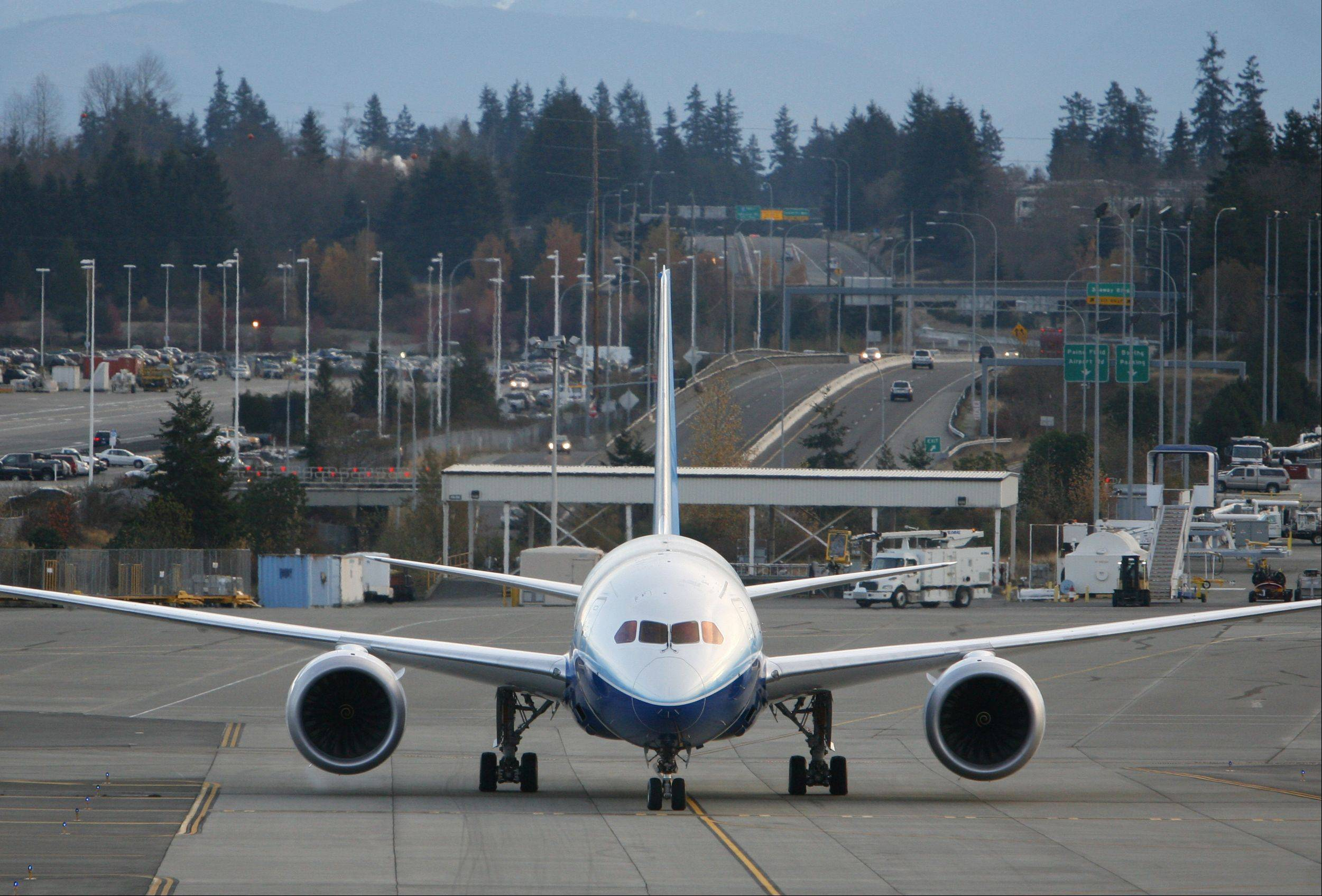Federal regulators say they are ordering a comprehensive review of the critical systems of Boeing's 787s, the aircraft maker's newest and most technologically advanced plane, after a fire and a fuel leak earlier this week.