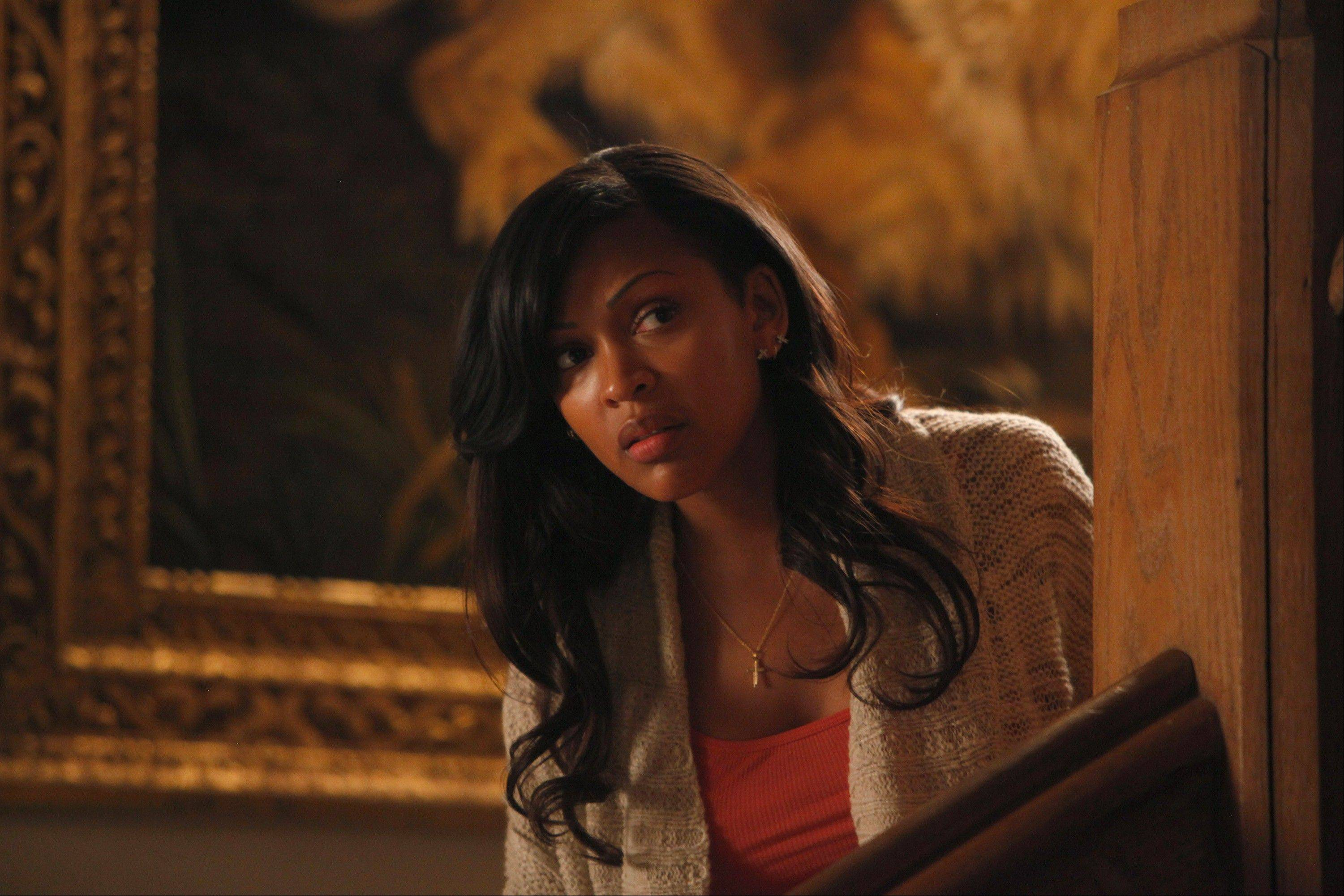 "Detective Joanna Padget Locasto (Meagan Good) uncovers dark secrets as she investigates the death of a wealthy socialite in NBC's ""Deception."""