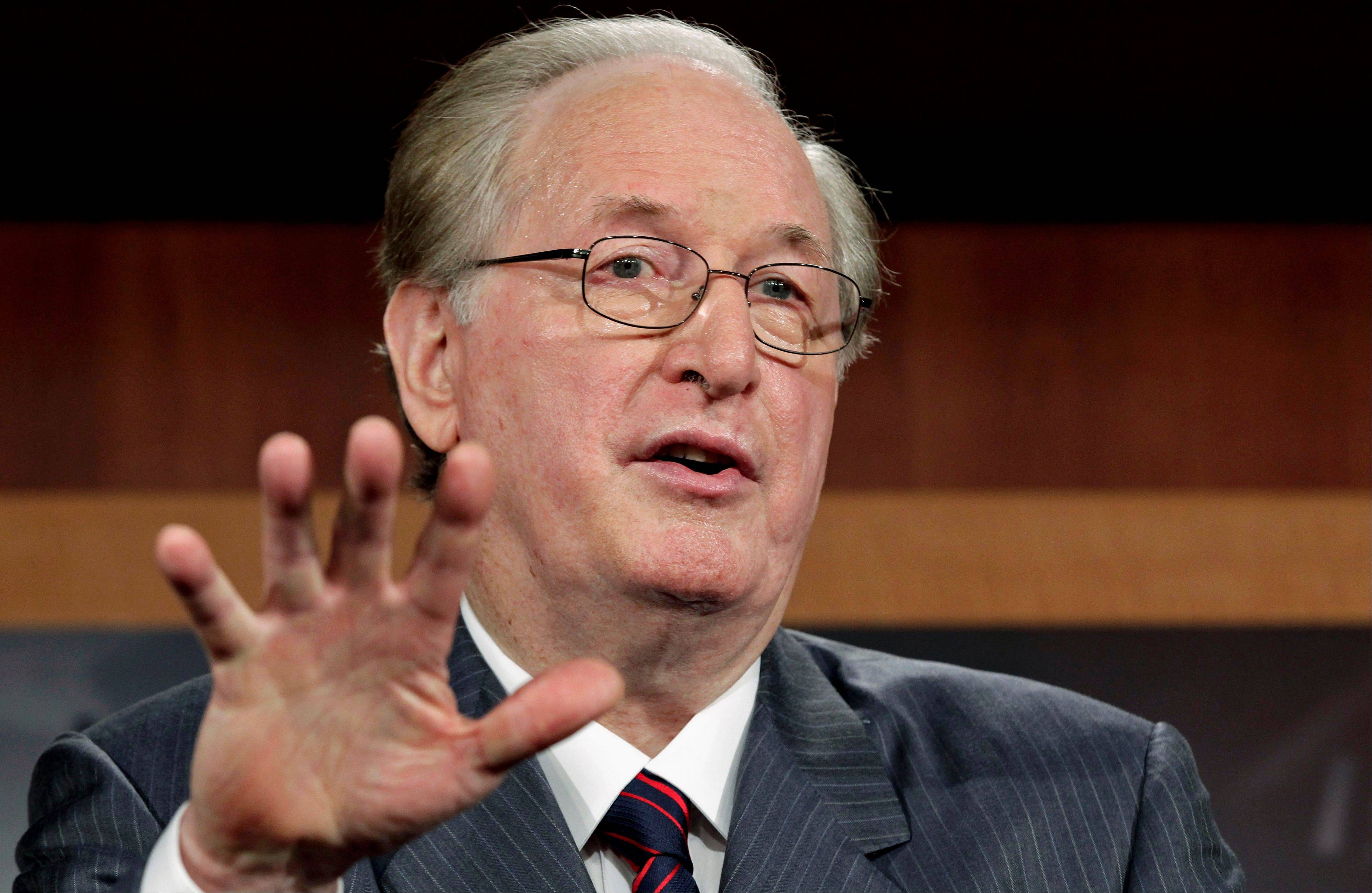 Sen. Jay Rockefeller, who came to West Virginia as a young man from one of the world's richest families to work on antipoverty programs and remained in the state to build a political legacy, announced Friday he will not seek a sixth term.