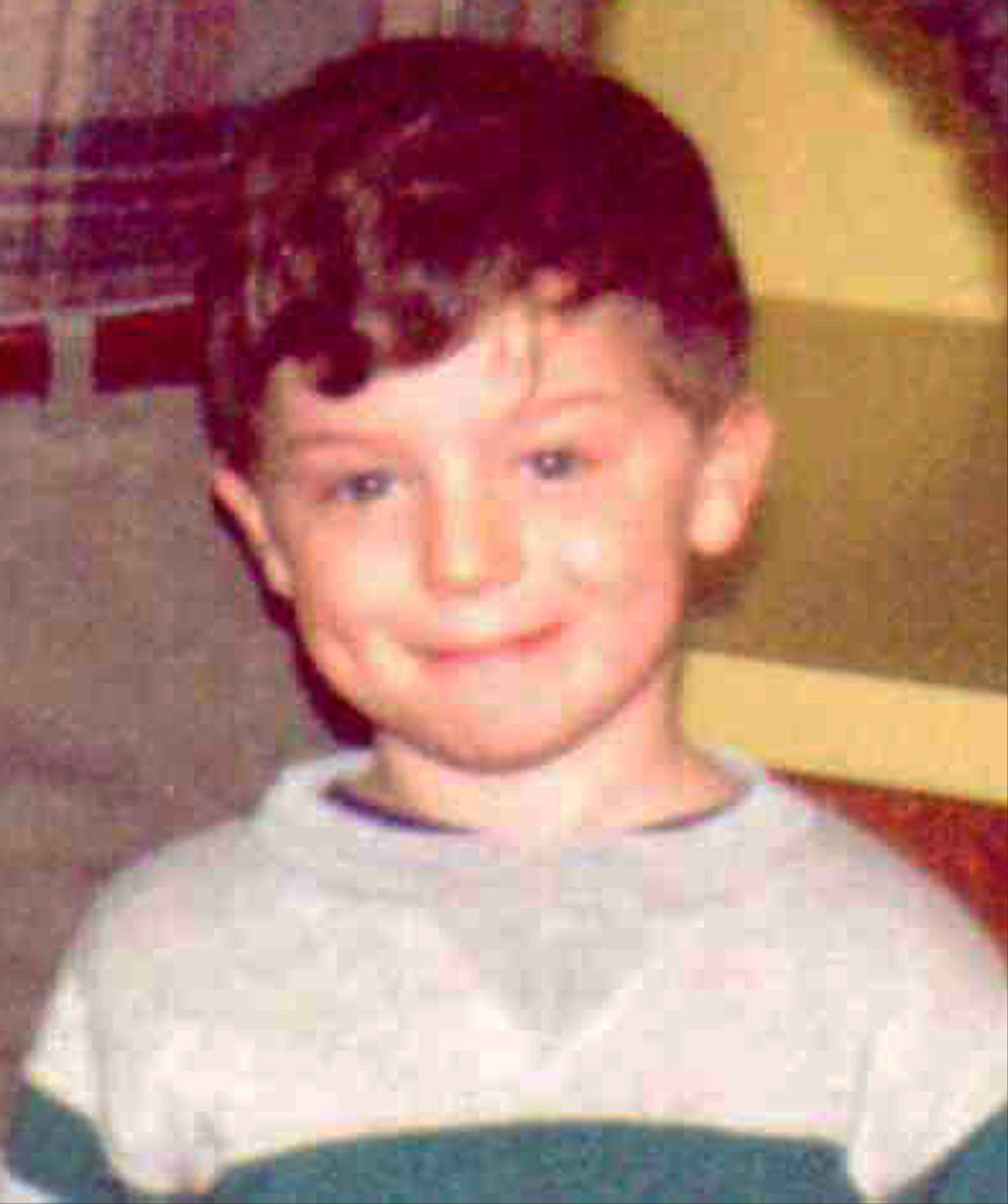 This photo provided by the Indiana State Police shows Richard Wayne Landers, Jr. who authorities say was abducted from Indiana by his paternal grandparents in 1994 during custody proceedings. Authorities say a 24-year-old man with the same Social Security number and date of birth as Landers but living under a different name was located in October 2012 in Long Prairie, Minn. Police said his grandparents were also living under aliases nearby and confirmed his identity.