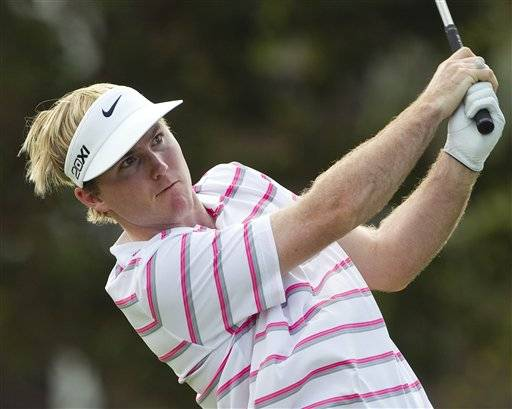 Two days into his PGA Tour career, Russell Henley was on his way to breaking a record. Henley had another 7-under 63 on Friday in the Sony Open and wound up with a two-shot lead over fellow rookie Scott Langley among early starters in the second round. He was at 14-under 126, which breaks by two shots the 36-hole record at this tournament.