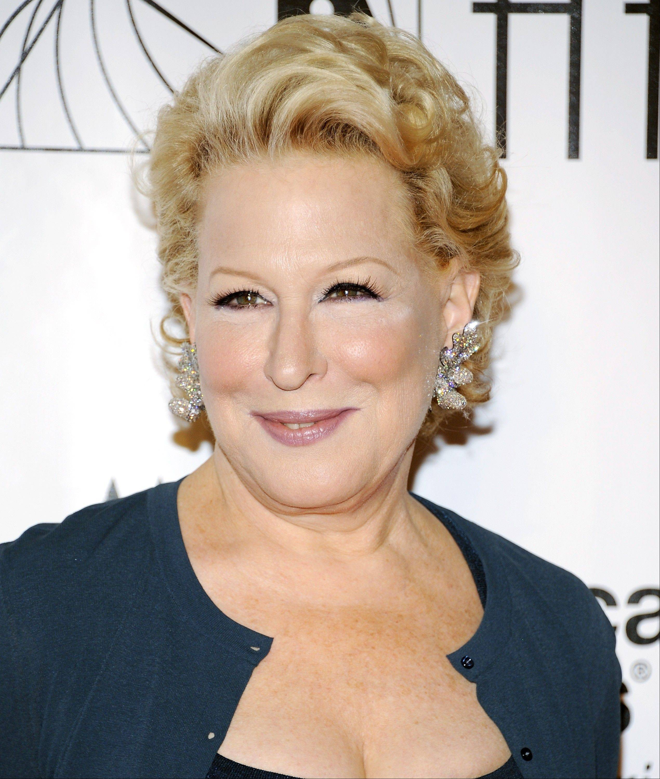 "Bette Midler will star in John Logan�s new play ""I'll Eat You Last: A Chat With Sue Mengers"" in the spring, marking the first time the Grammy, Tony and Golden Globe winner has been on Broadway in 30 years."