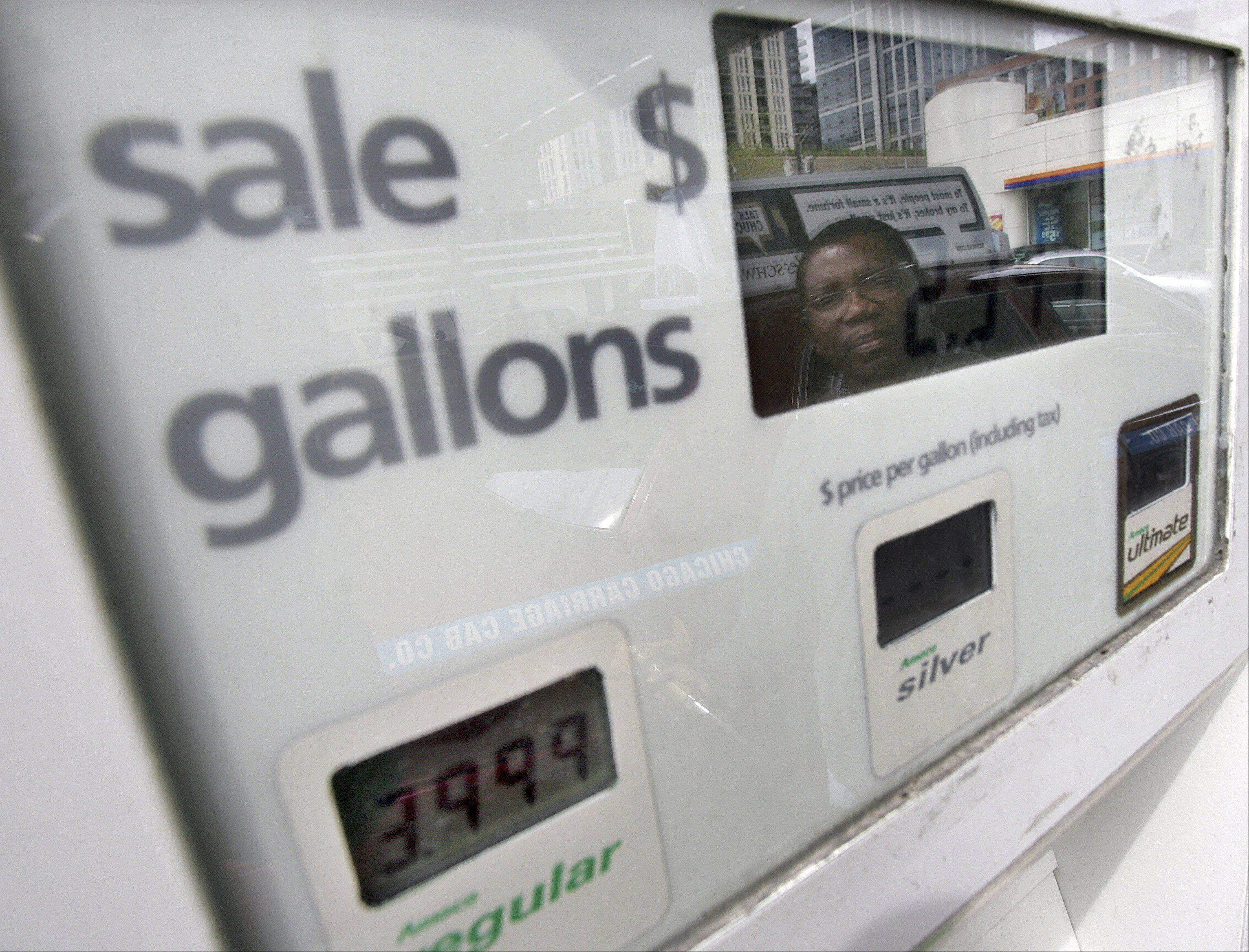The average price for regular gasoline at U.S. pumps rose 6.68 cents a gallon in the past three weeks to $3.32 as a rally in crude prices led refiners to boost costs for fuel marketers, according to Lundberg Survey Inc.