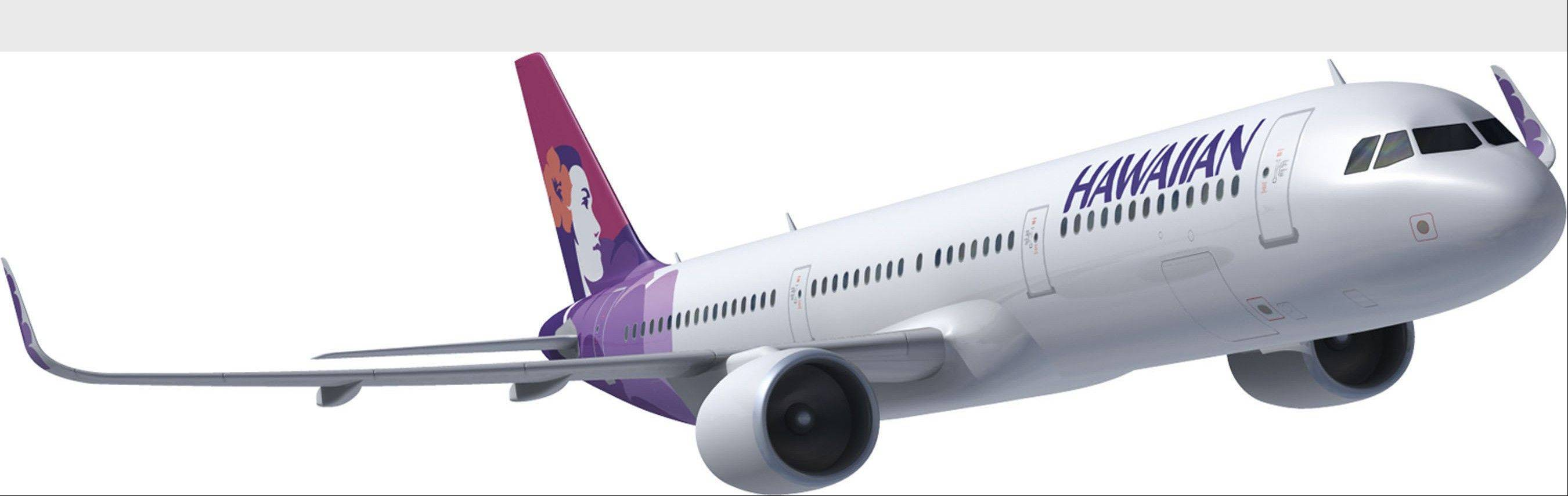 Hawaiian Airlines will begin taking delivery of 16 new Airbus A321neo aircraft starting in 2017.