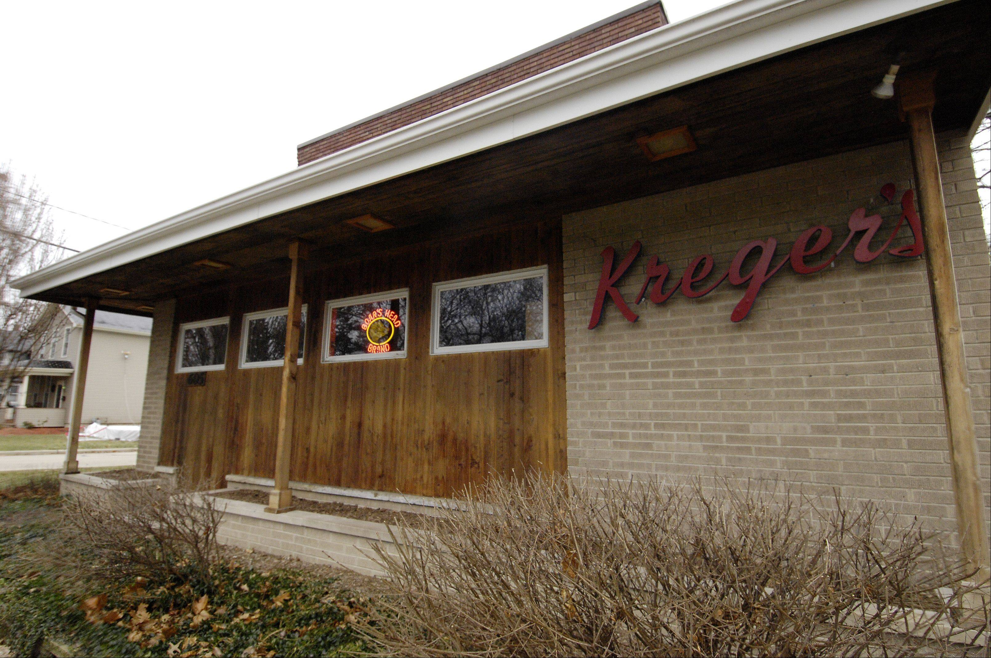 Kreger's Central Food, a family-run meat and deli business on the 600 block of Ellsworth in Naperville, closed after 120 years.