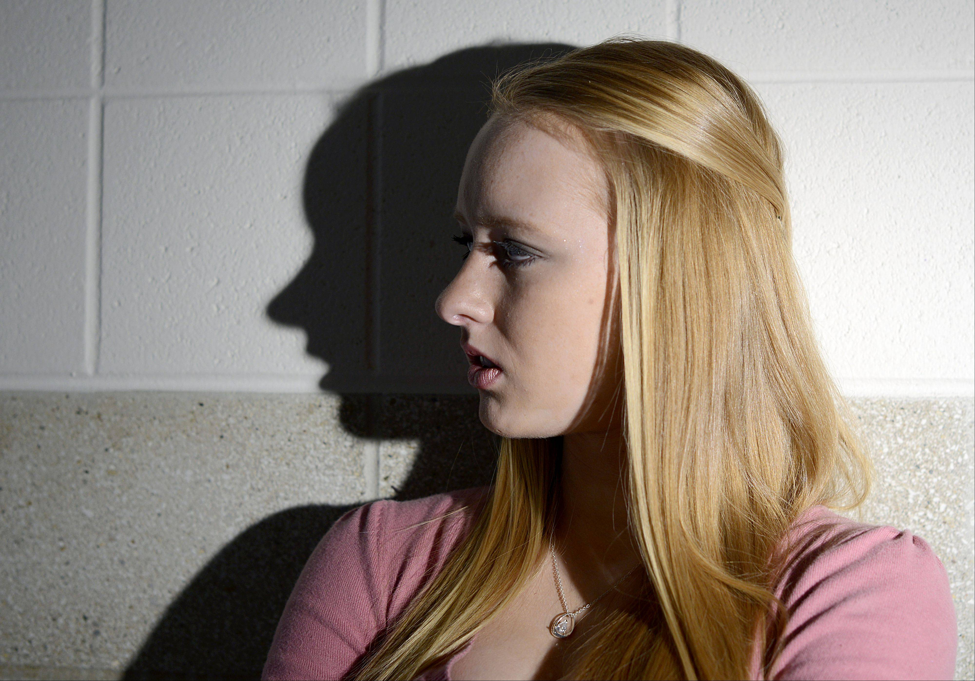 Daniela Kapusta, 17, of St. Charles has recently been featured in Vogue Italia. She had spent the past three years at St. Charles East in a deep depression, a product of frequent bullying by her female classmates, things have turned around in her senior year. She is a student adviser on the board of the Hope Club, a suicide prevention club.