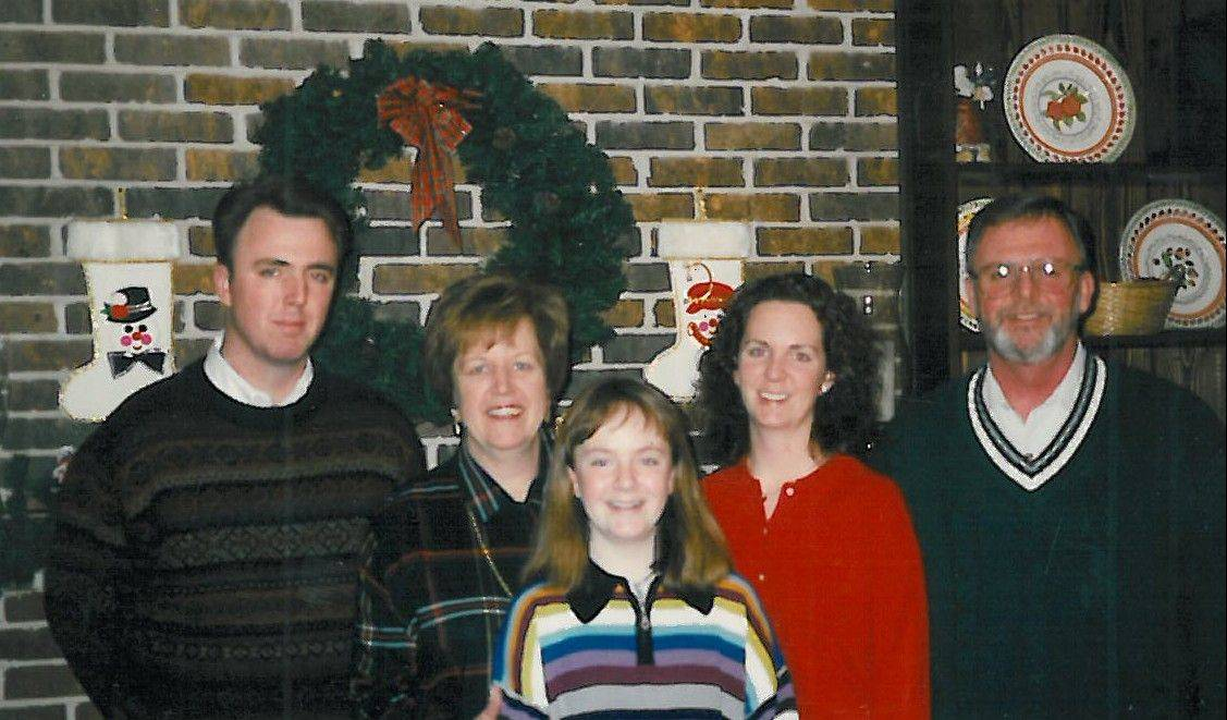 During Christmas of 1996 in Bartlett, parents Michael and Ellen McCarthy, son Michael, daughter Mary Eileen and the youngest Colleen had no clue that cancer would soon kill both parents and nearly kill Colleen.