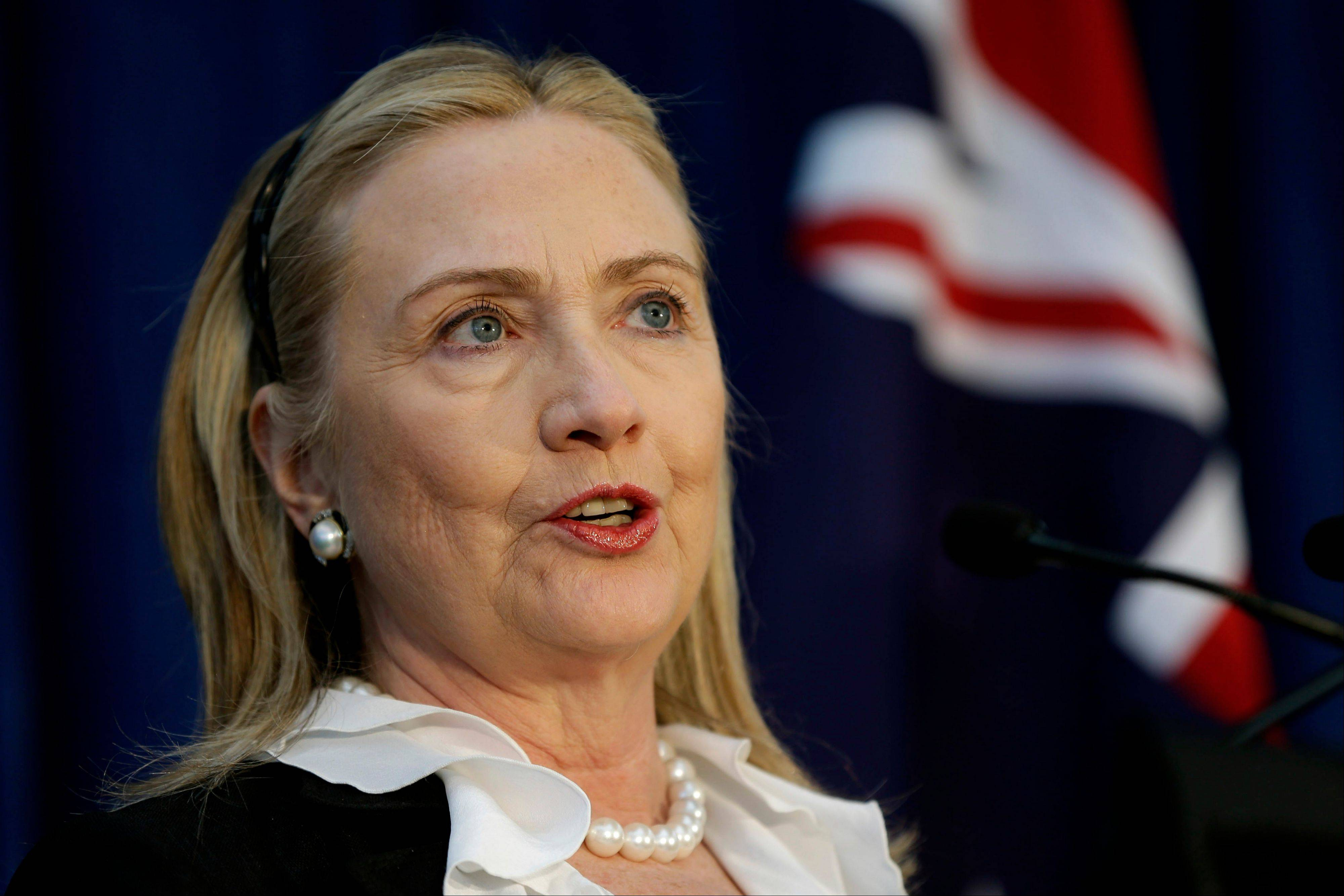 Secretary of State Hillary Rodham Clinton will testify Jan. 23 next week before the House Foreign Affairs Committee about the deadly Sept. 11 assault on the U.S. mission in Libya, Rep. Ed Royce, chairman of the panel, said Monday.
