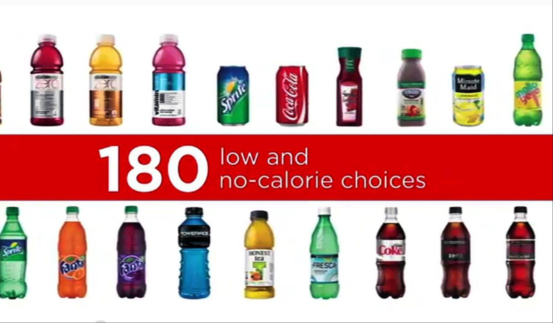 Coca-Cola on Monday said it will start airing a two-minute spot during the highest-rated shows on CNN, Fox News and MSNBC in hopes of flexing its marketing muscle in the debate over sodas and their impact on public health. The ad lays out Coca-Cola's record of providing drinks with fewer calories over the years and notes that weight gain is the result of consuming too many calories of any kind, not just soda.