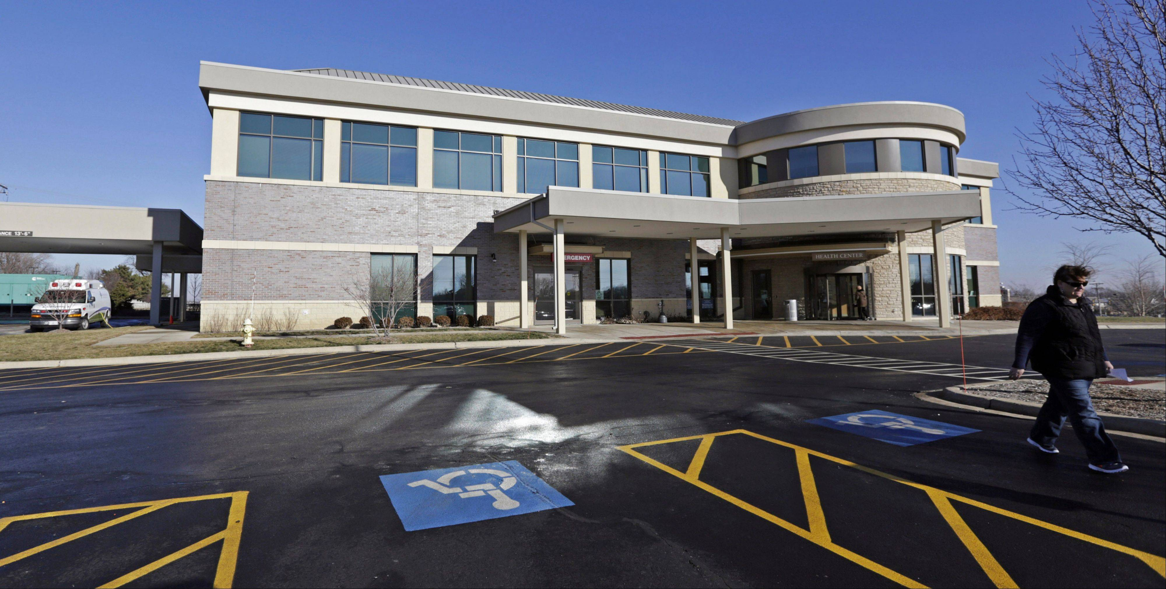 The Silver Cross Emergency Care Center in Homer Glen has been in operation since 2009. The number of U.S. hospitals with free-standing emergency departments has nearly doubled since 2005 but is still fewer than 300.