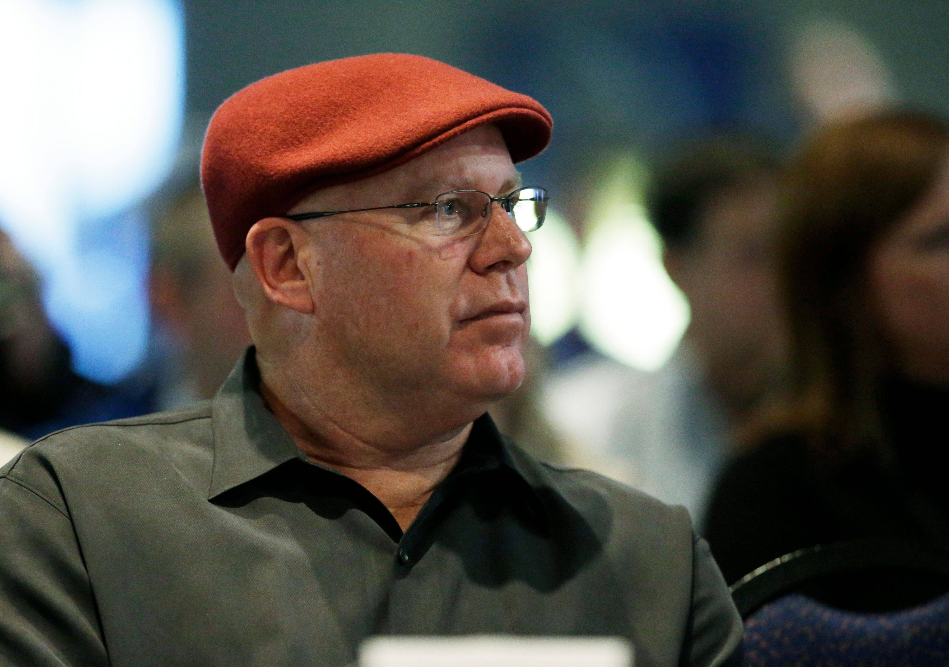 Indianapolis Colts offensive coordinator Bruce Arians
