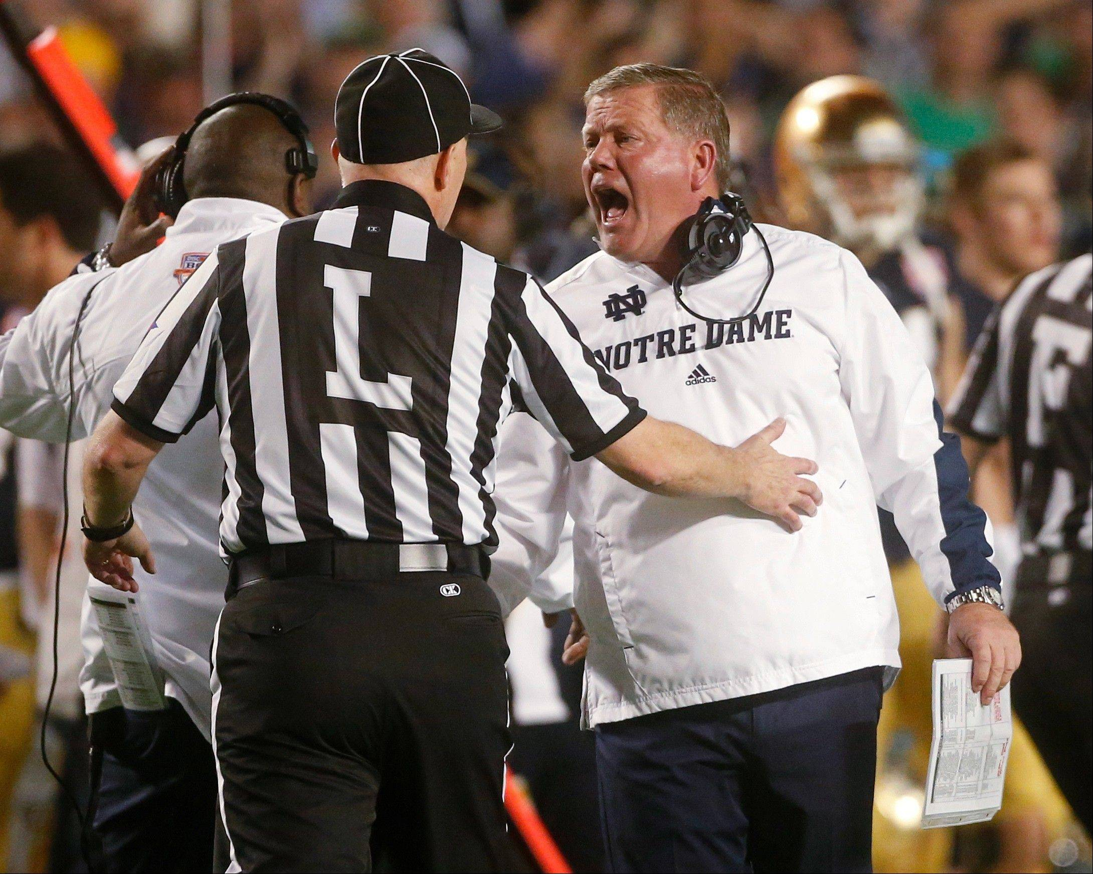 Notre Dame's Brian Kelly just did what any good coach would do when he interviewed with the Philadelphia Eagles about their opening.