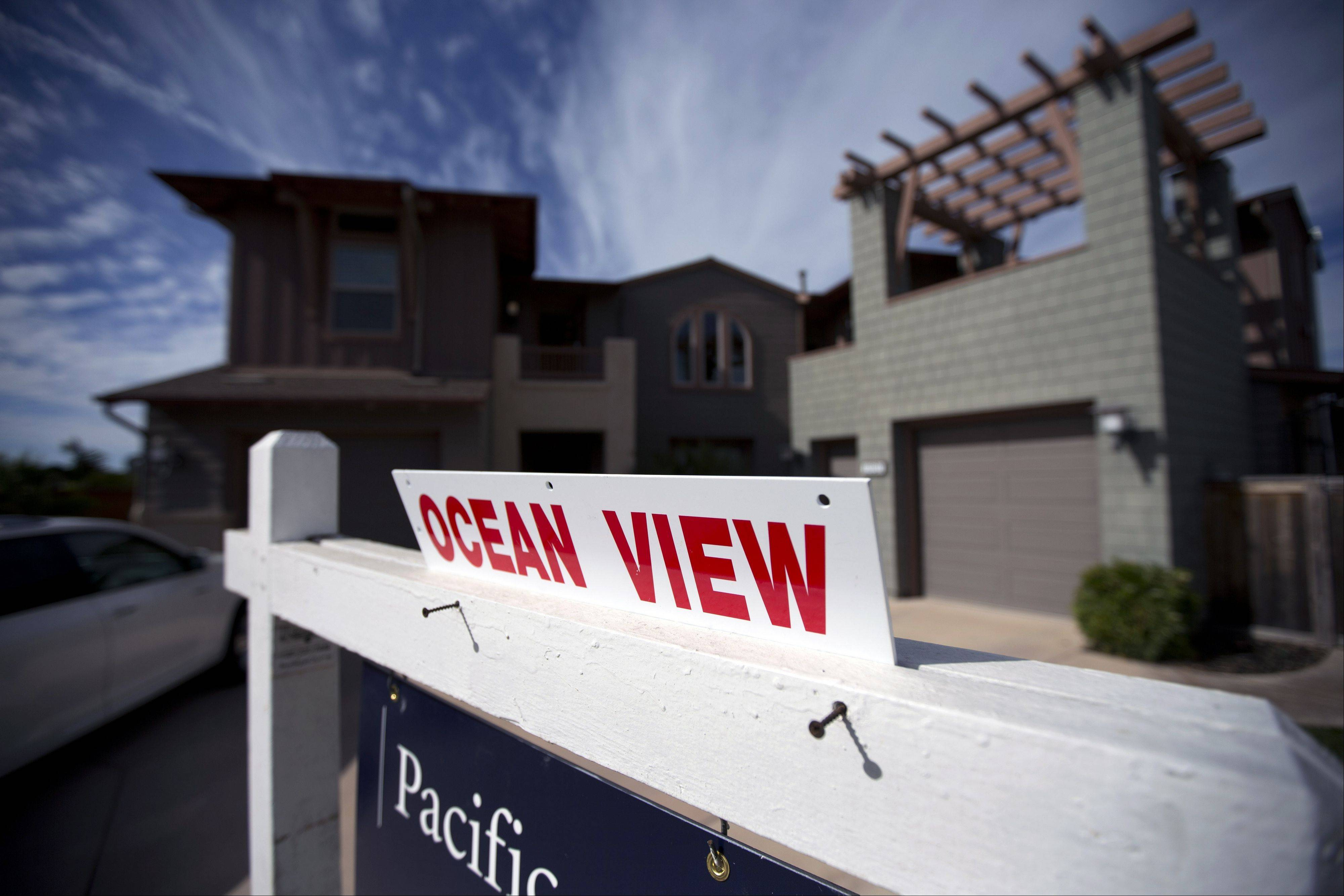 U.S. home prices in November extended their steady recovery from the housing bust, rising 7.4 percent compared with a year ago. It was the biggest year-over-year increase in 6� years.