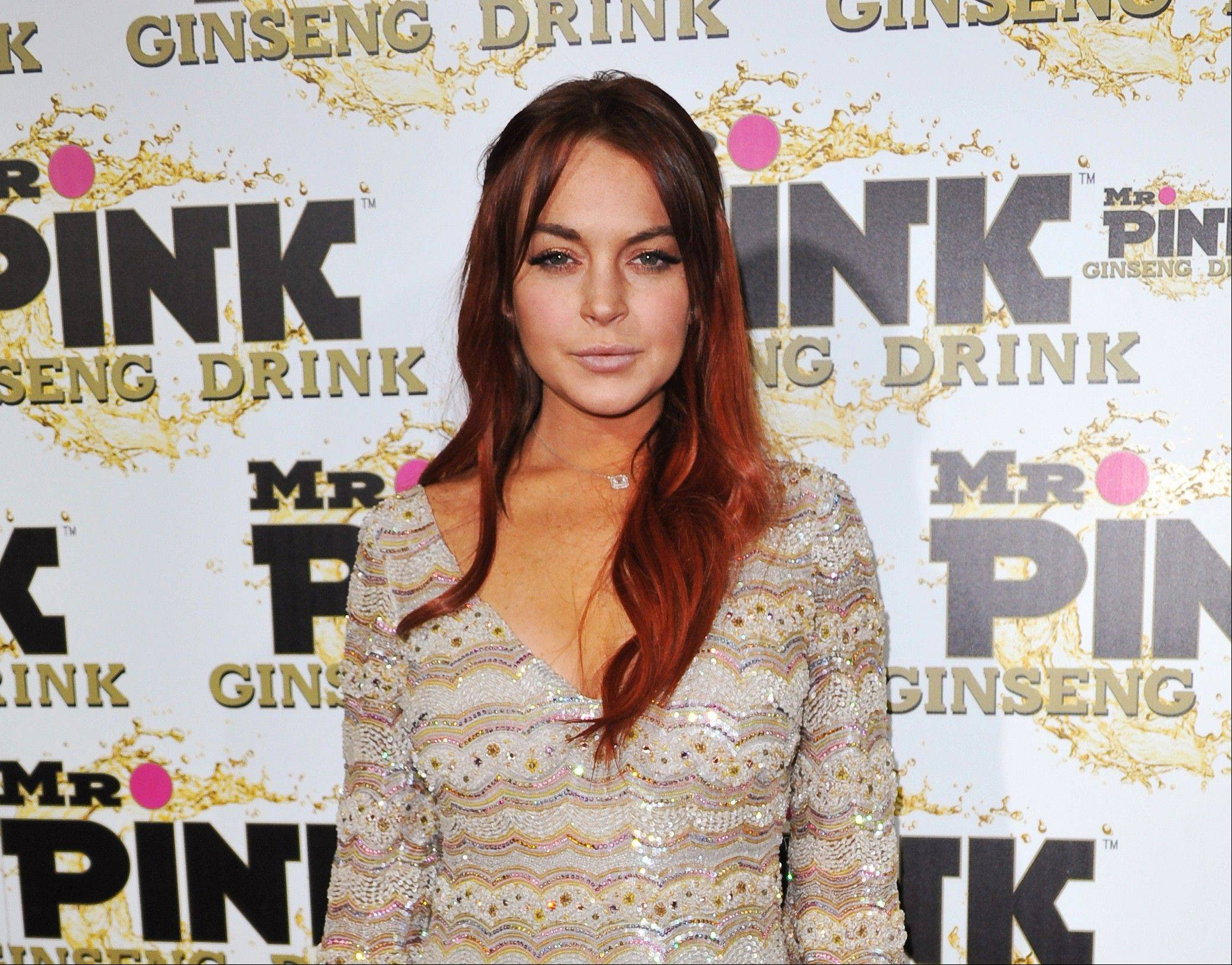Lindsay Lohan's misdemeanor case is due to be called for arraignment in Los Angeles on Tuesday.