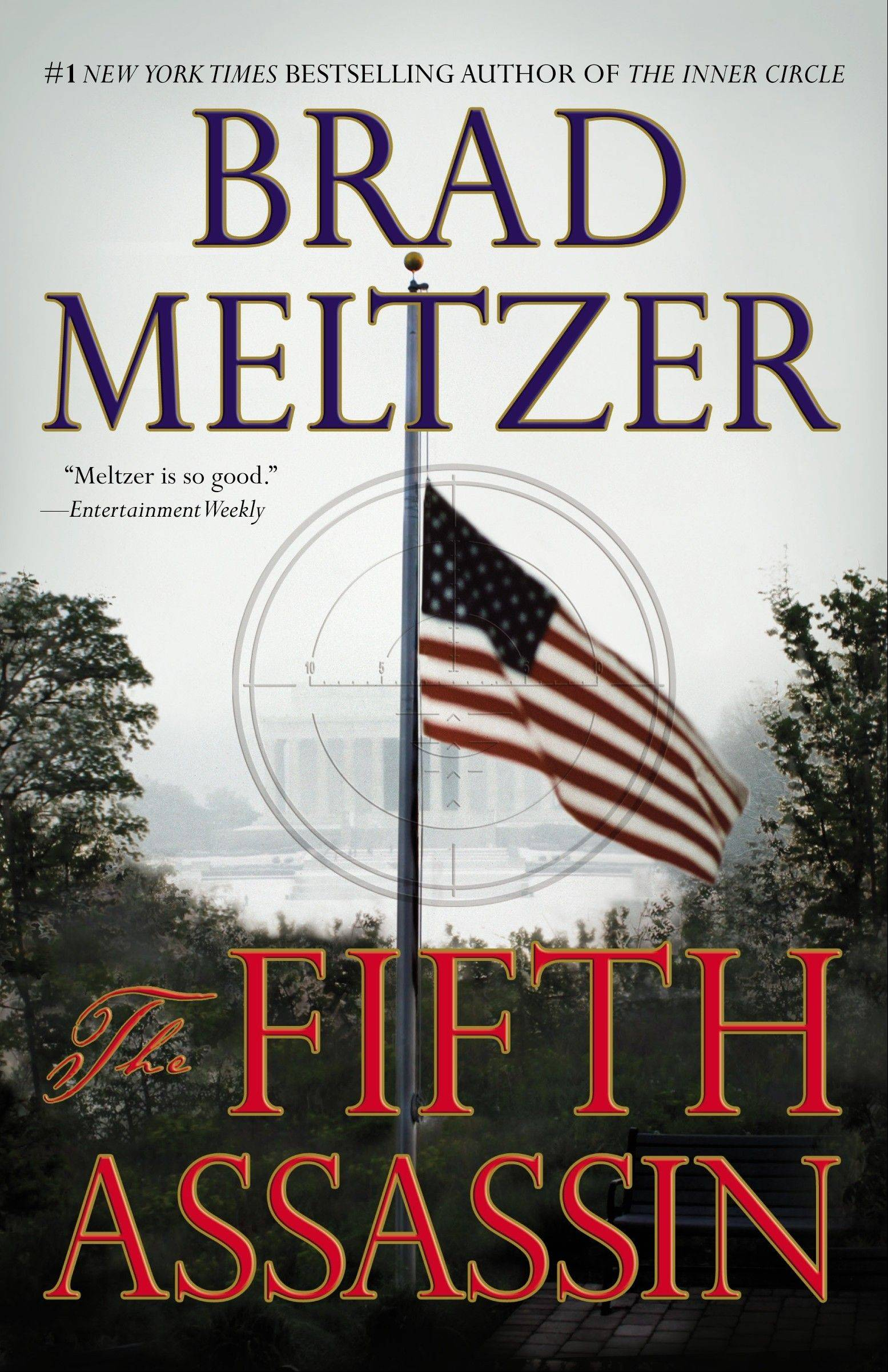 """The Fifth Assassin"" by Brad Meltzer"