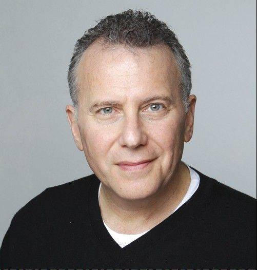 Comedian Paul Reiser performs at Zanies Comedy Club in Rosemont.