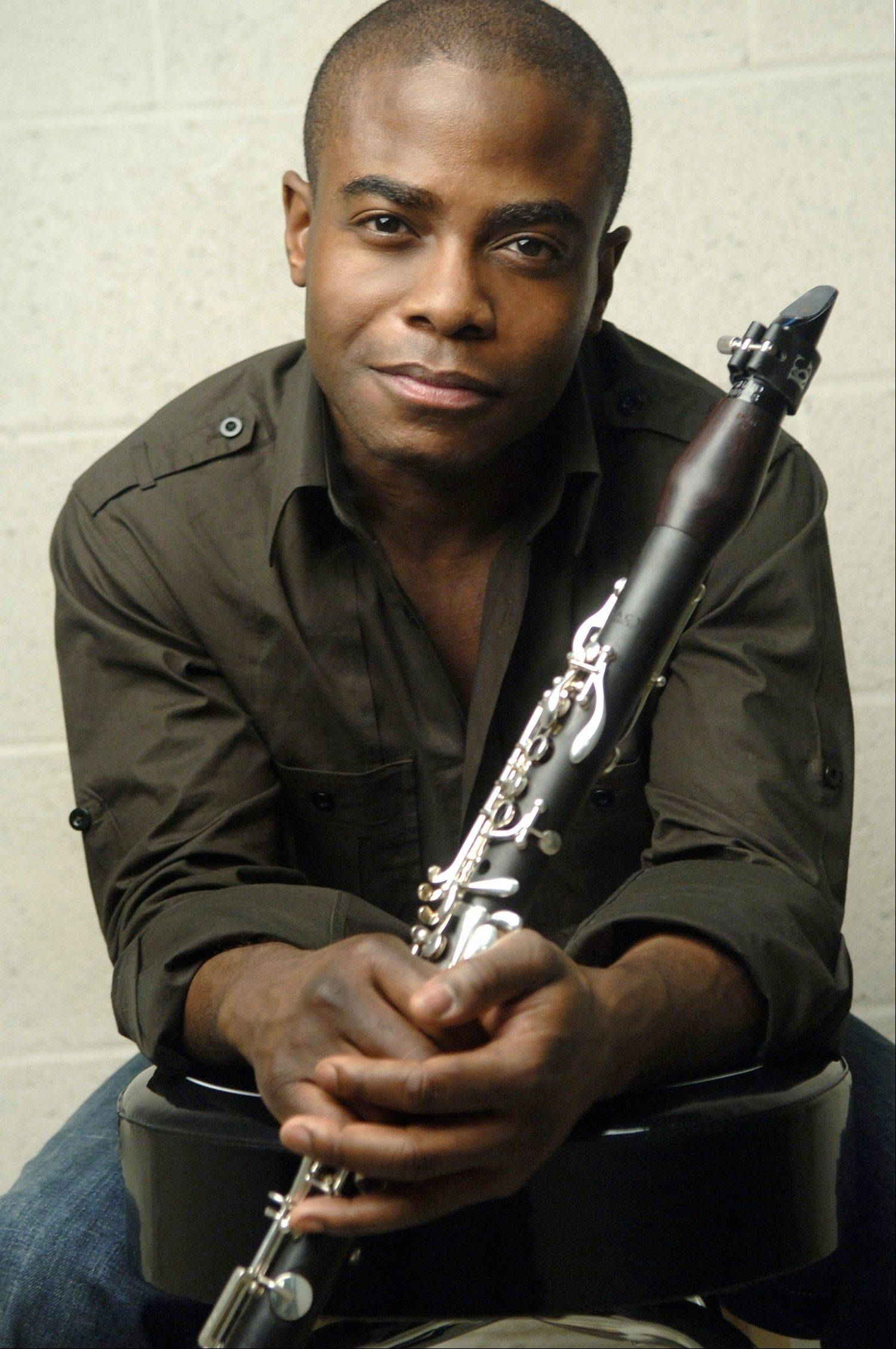 Anthony McGill, principal clarinetist of the Metropolitan Opera, is a guest artist with the Chicago Sinfonietta Annual Tribute to Dr. Martin Luther King Jr. in Chicago and Naperville.