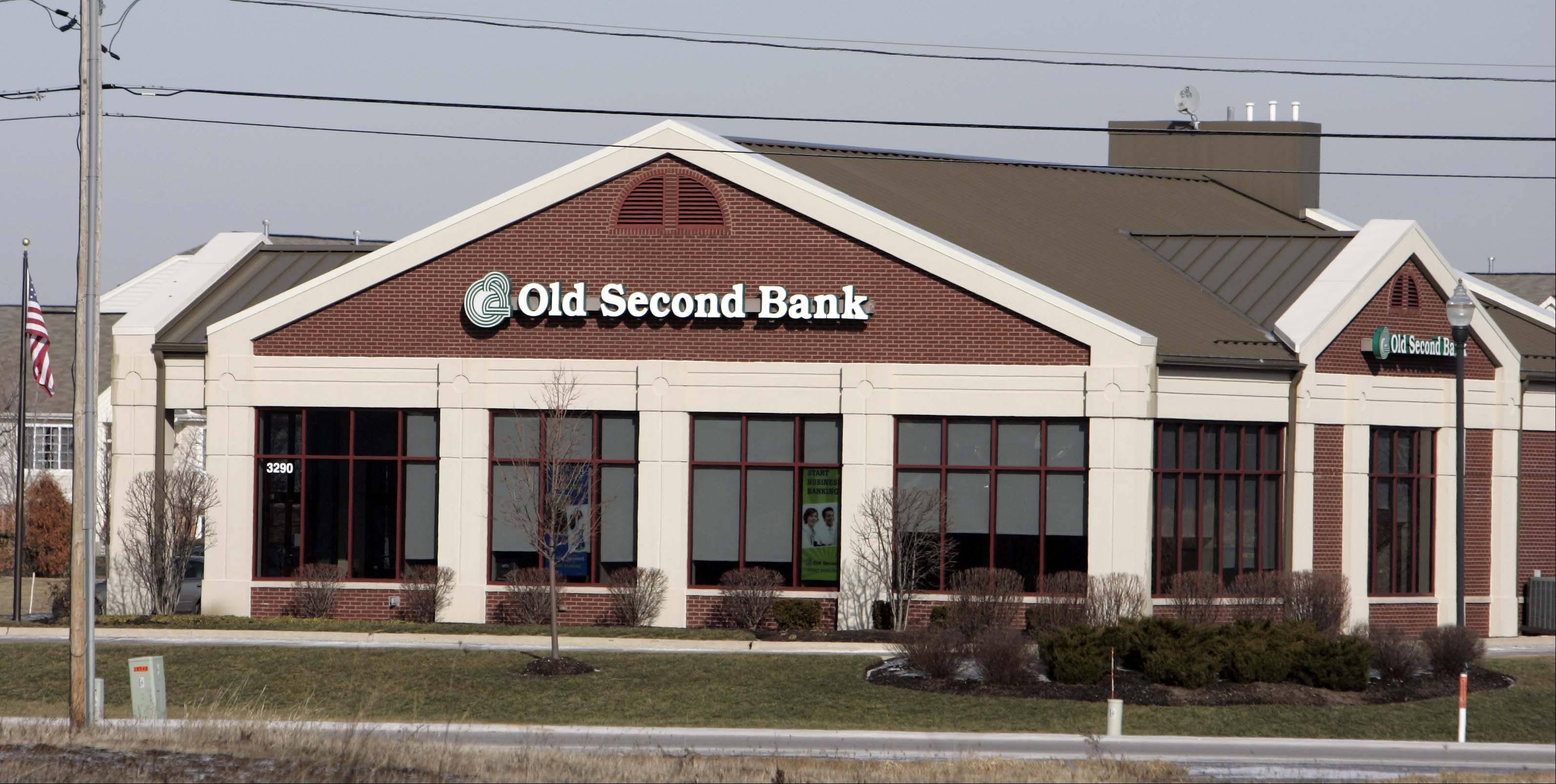 A man was arrested shortly after police say he robbed the Old Second National Bank on Route 20 at Nesler Road on the far west side of Elgin. The suspect was apprehended on Lake Street (Route 20) near Bartlett.