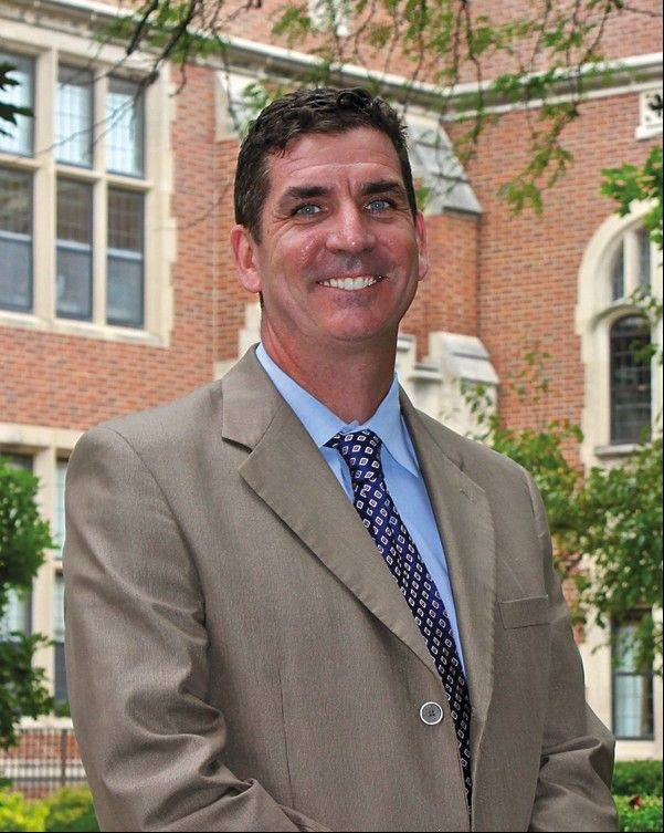 Peter Monaghan will become the new principal of Glenbard West High School beginning July 1.