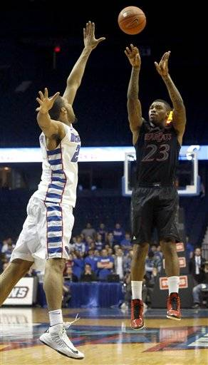 You always want your star players to lead the way, and Cleveland Melvin and Brandon Young certainly pointed themselves in the right direction for DePaul Tuesday night at Allstate Arena. But against a sturdy Big East opponent like Cincinnati, Melvin and Young needed as much help as they could possibly get. In a 75-70 loss to the visiting Bearcats, it was too much all Melvin and Young all the time, especially in the second half. And it wasn't enough.