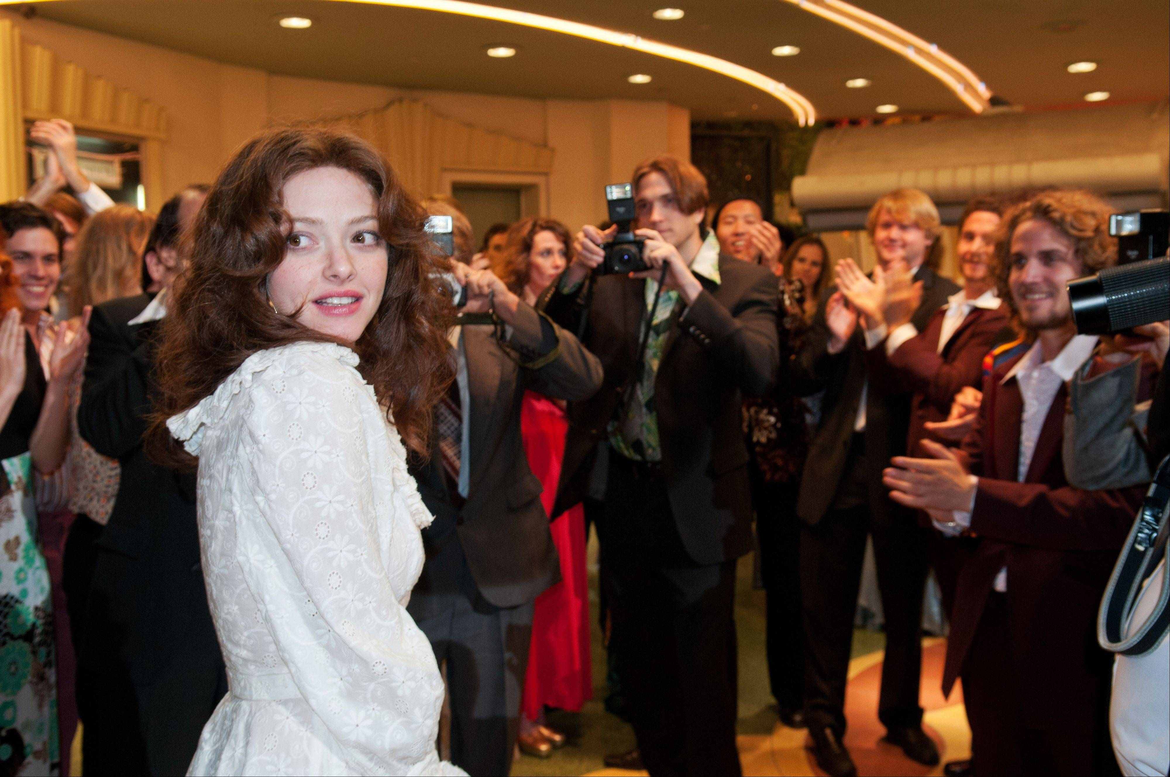 Amanda Seyfried plays Linda Lovelace in the film, �Lovelace,� directed by Rob Epstein and Jeffrey Friedman. The film will be part of the lineup at the Sundance Film Festival starting Thursday.