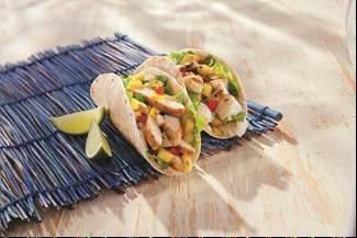 Tropical Smoothie now serves fish and chicken tacos.