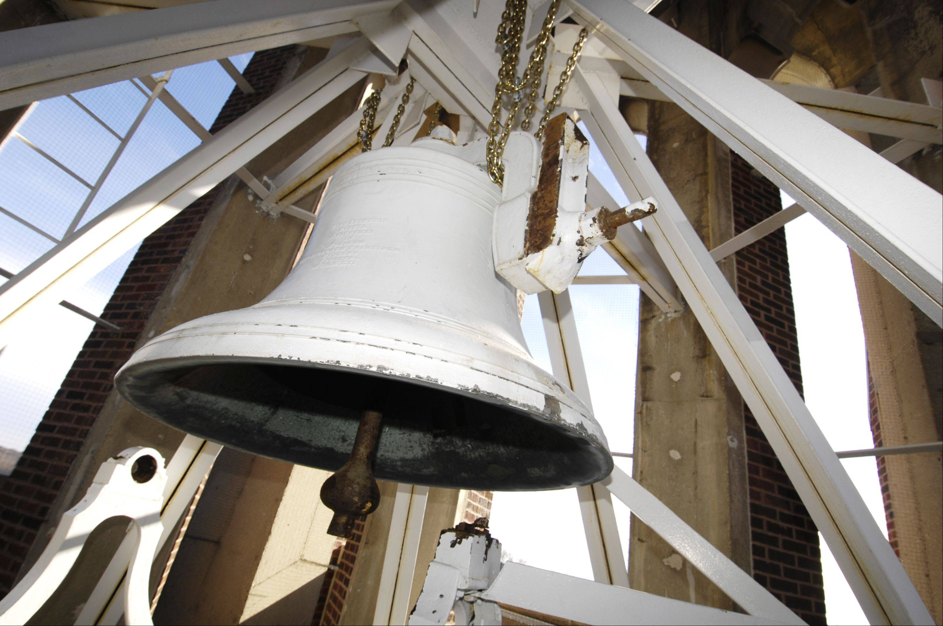 Ss. Peter and Paul Catholic Church leaders plan to begin using its bells as a call to prayer as well as in celebration and in mourning.