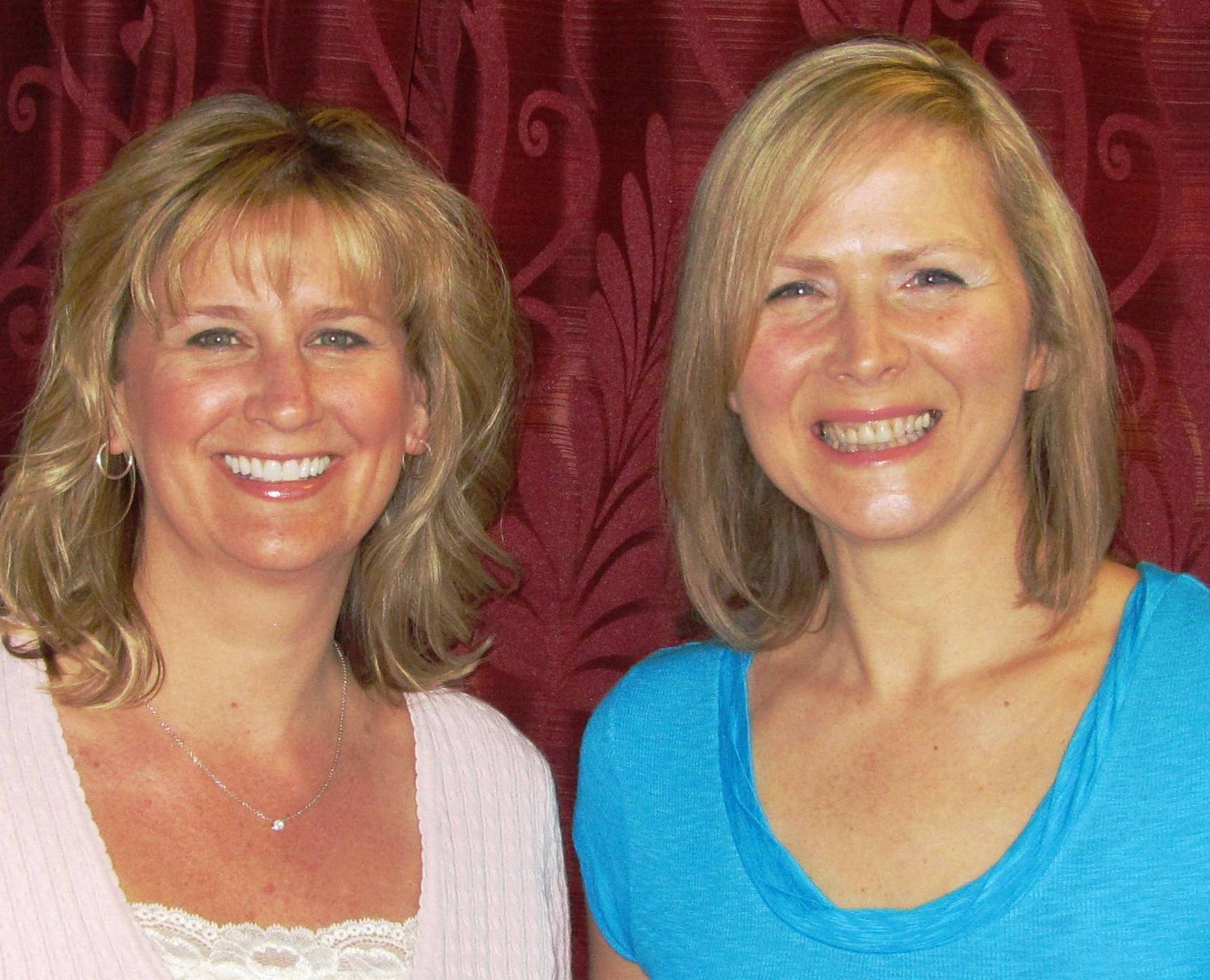 Judy Zabielski and Laura Mueller, Owners of Acacia Organics