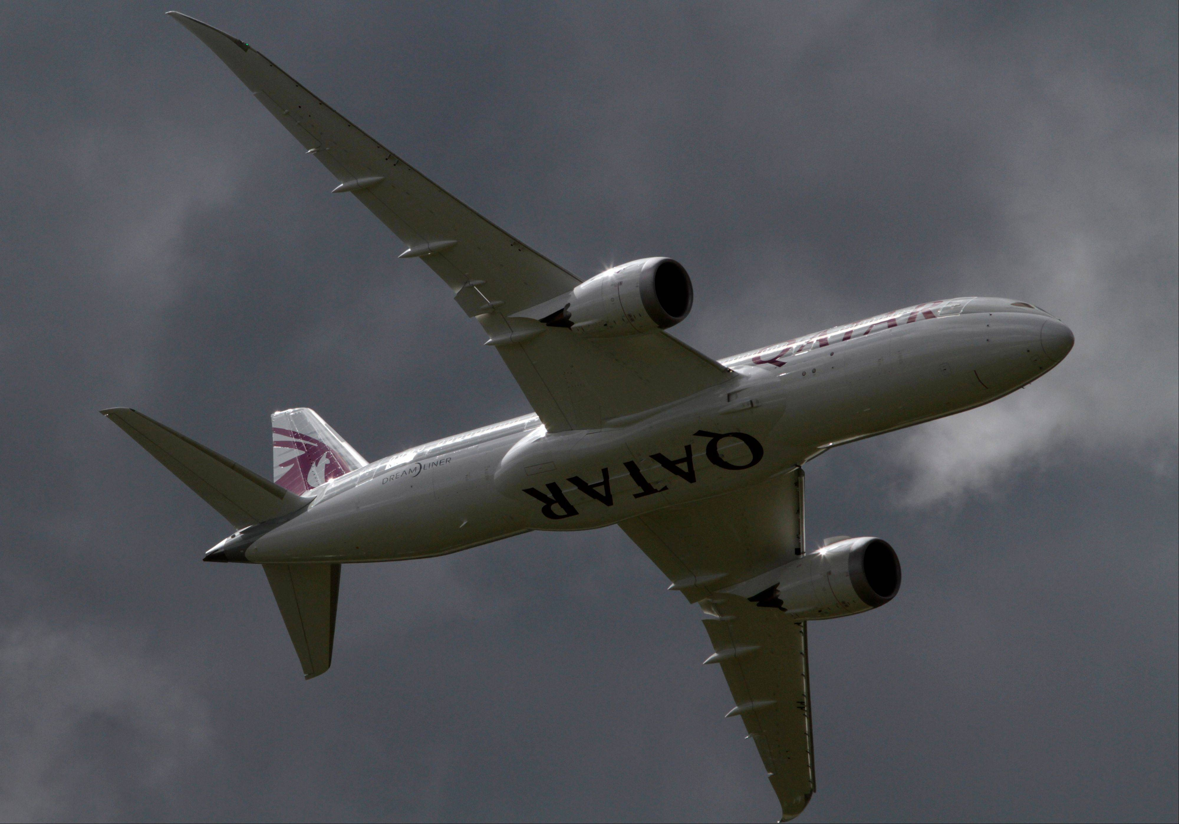 Qantas Airways said to cancel order for one Boeing dreamliner