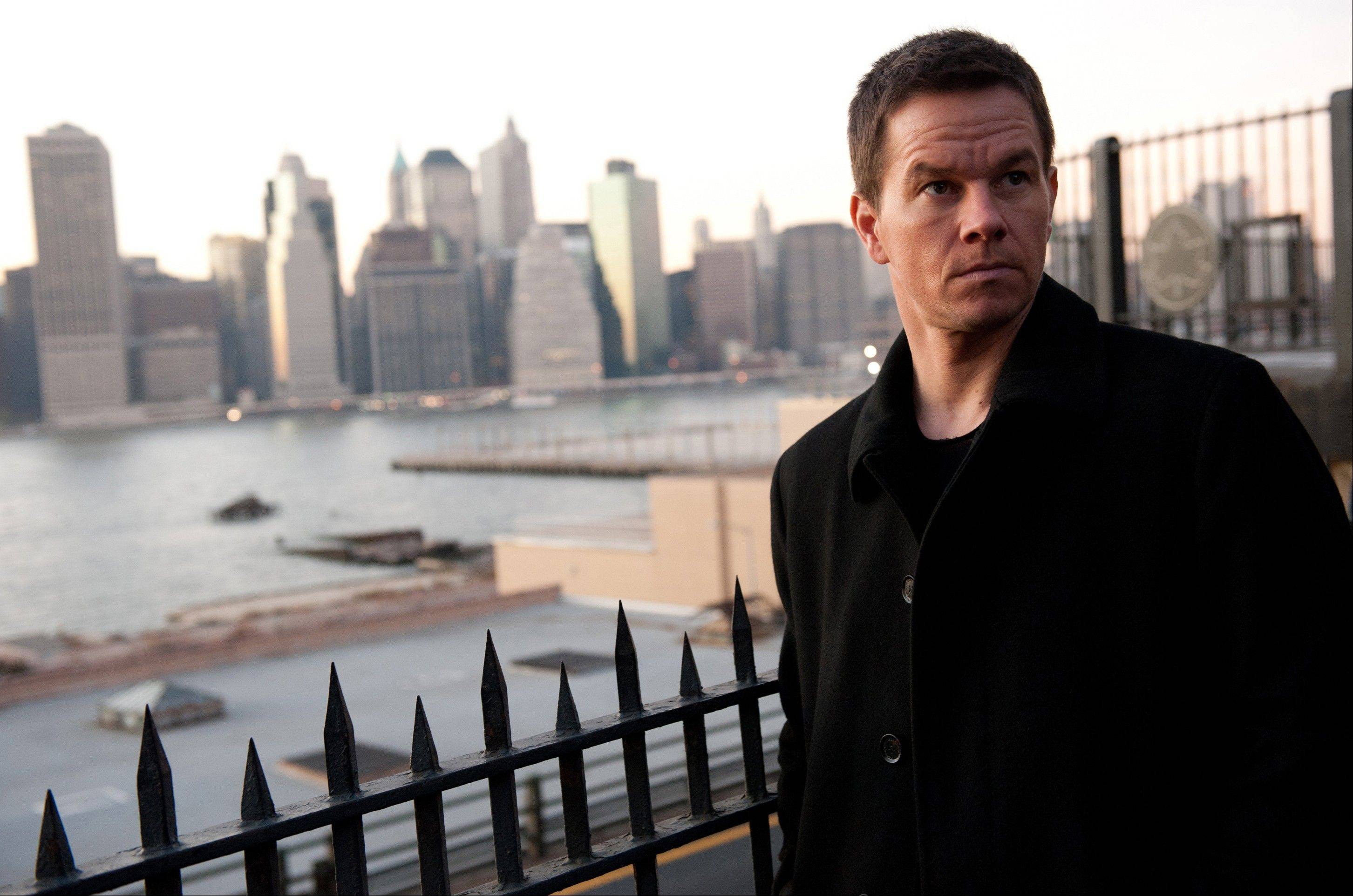 "Ex-cop Billy Taggart (Mark Wahlberg) gets caught up in a political scandal in ""Broken City."""