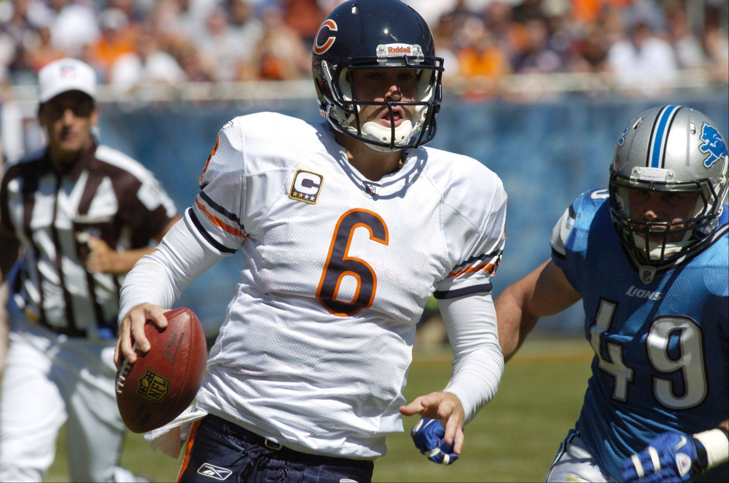 Images: The Quarterbacks of Marc Trestman