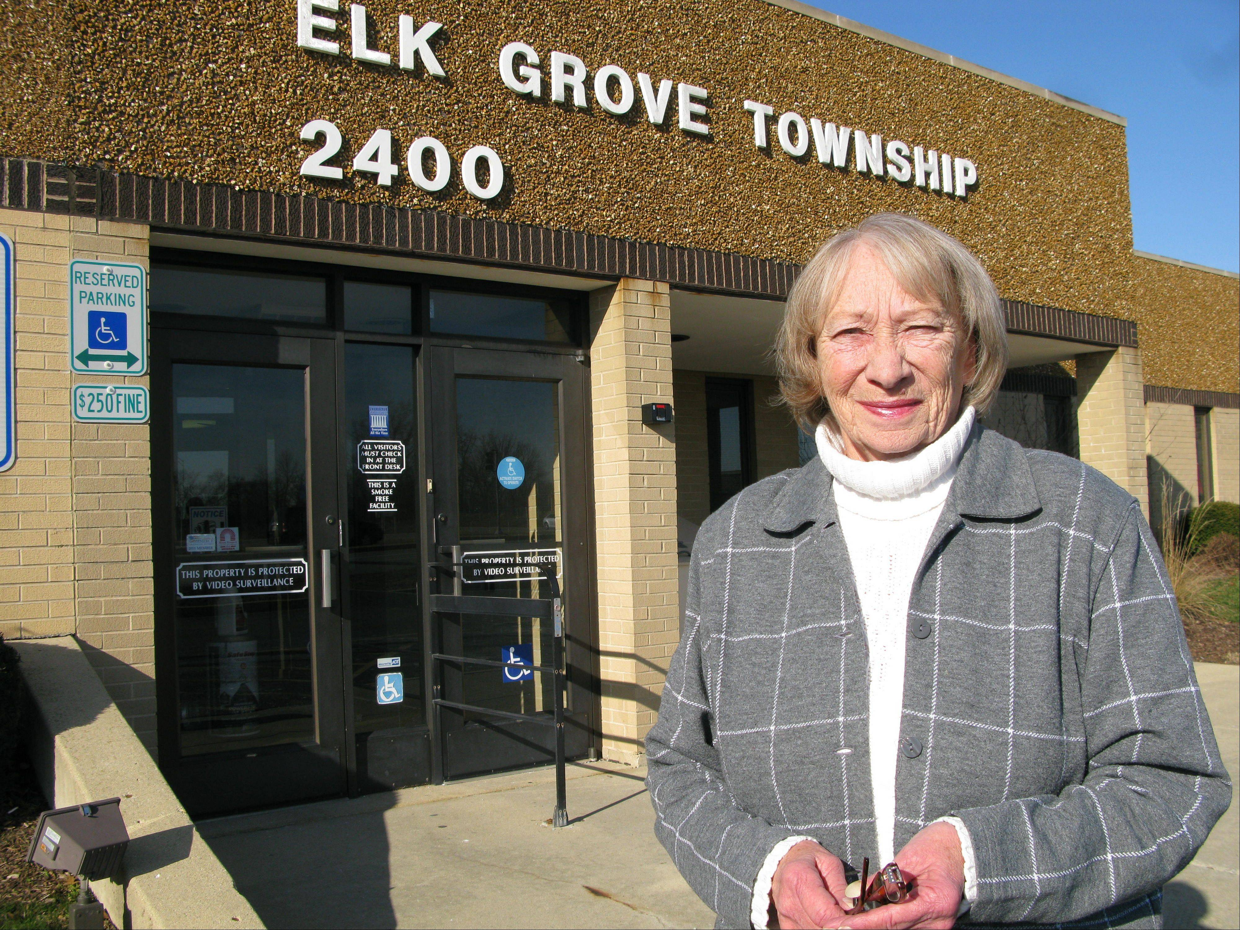 Elk Grove Township Supervisor Nanci Vanderweel is retiring this April after nearly 28 years with the township. Vanderweel was the township's first female supervisor and previously served as an Elk Grove Village trustee.