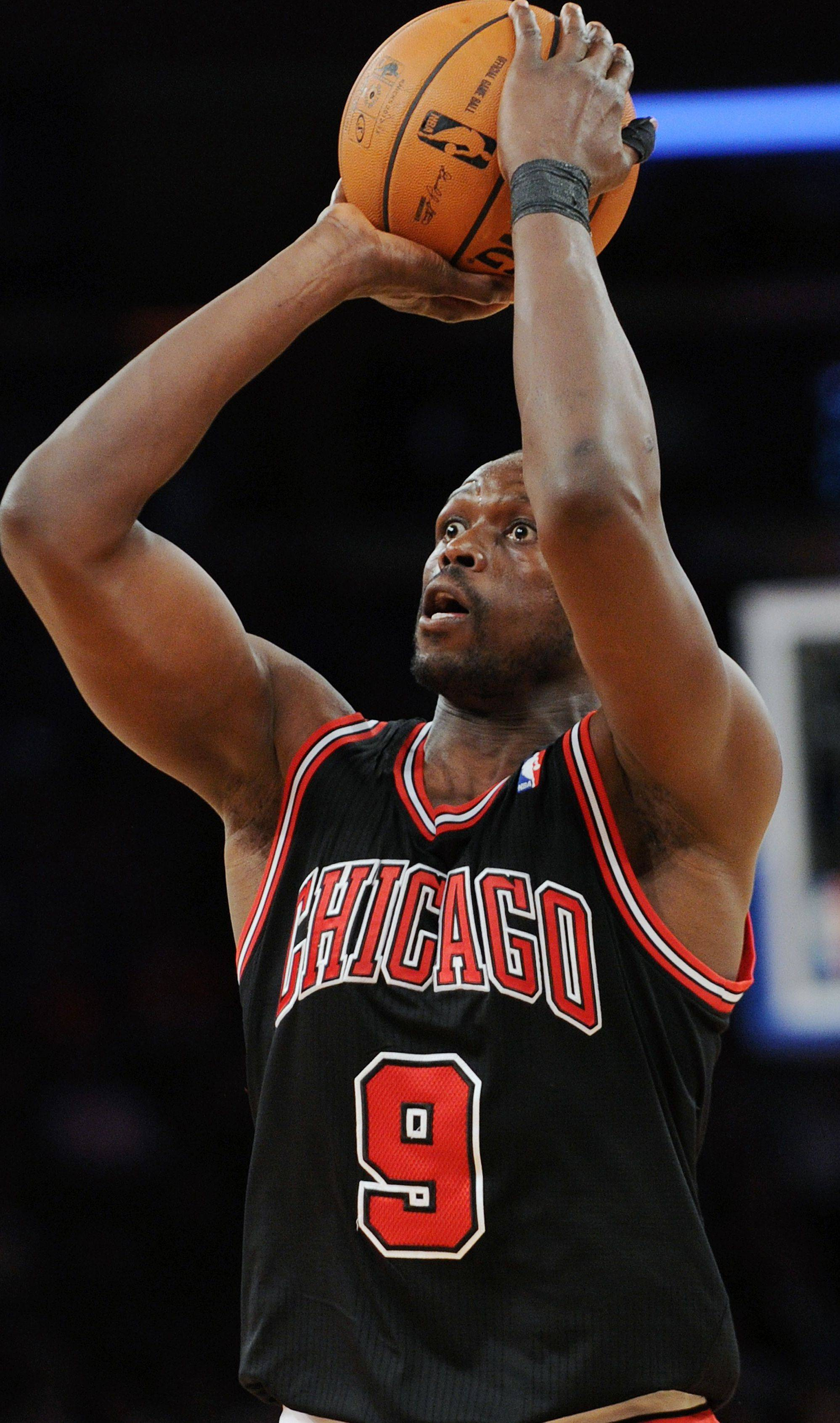 Luol Deng, who made his first all-star appearance last year, has the best statistics of the three Bulls who might make the all-star team as reserves.