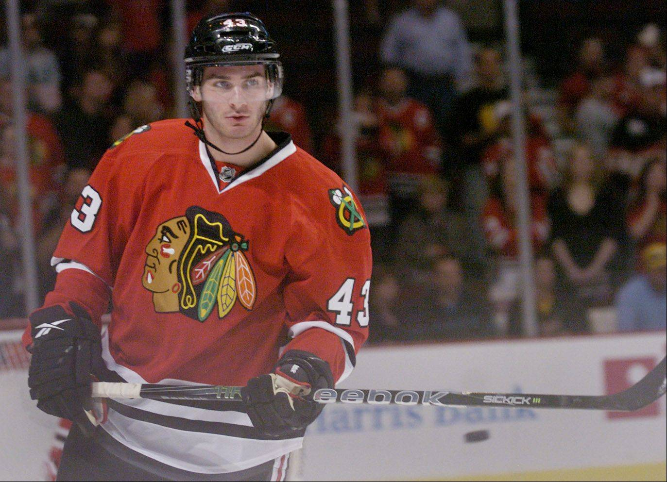 Rookie Brandon Saad made the Blackhawks roster and will join the team for is NHL opener on Saturday in Los Angeles.