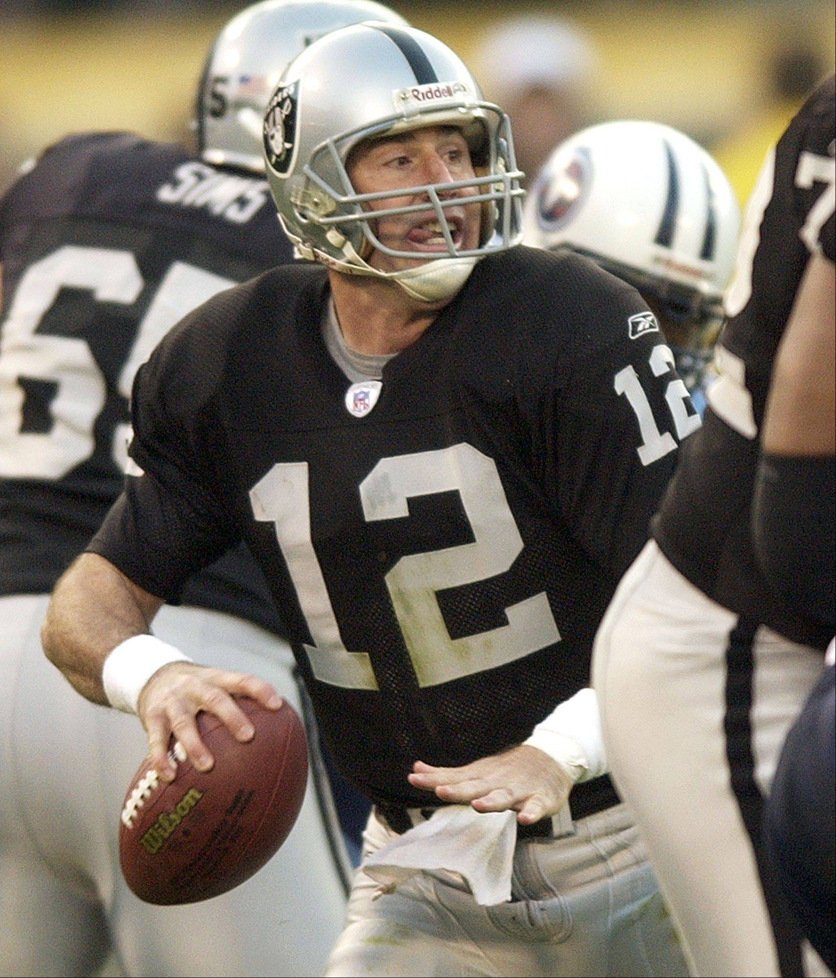 Trestman was hired by Jon Gruden in 2001 to serve as a senior assistant on the Oakland Raiders staff before being promoted by new coach Bill Callahan to offensive coordinator/quarterbacks coach a year later. The 2002 Raiders led the NFL in total offense with 389.8 yards and 279.7 passing yards per game, and advanced to Super Bowl XXXVII, their first NFL title game appearance in 20 years. QB Rich Gannon was named the NFL's MVP after throwing for 4,689 yards.