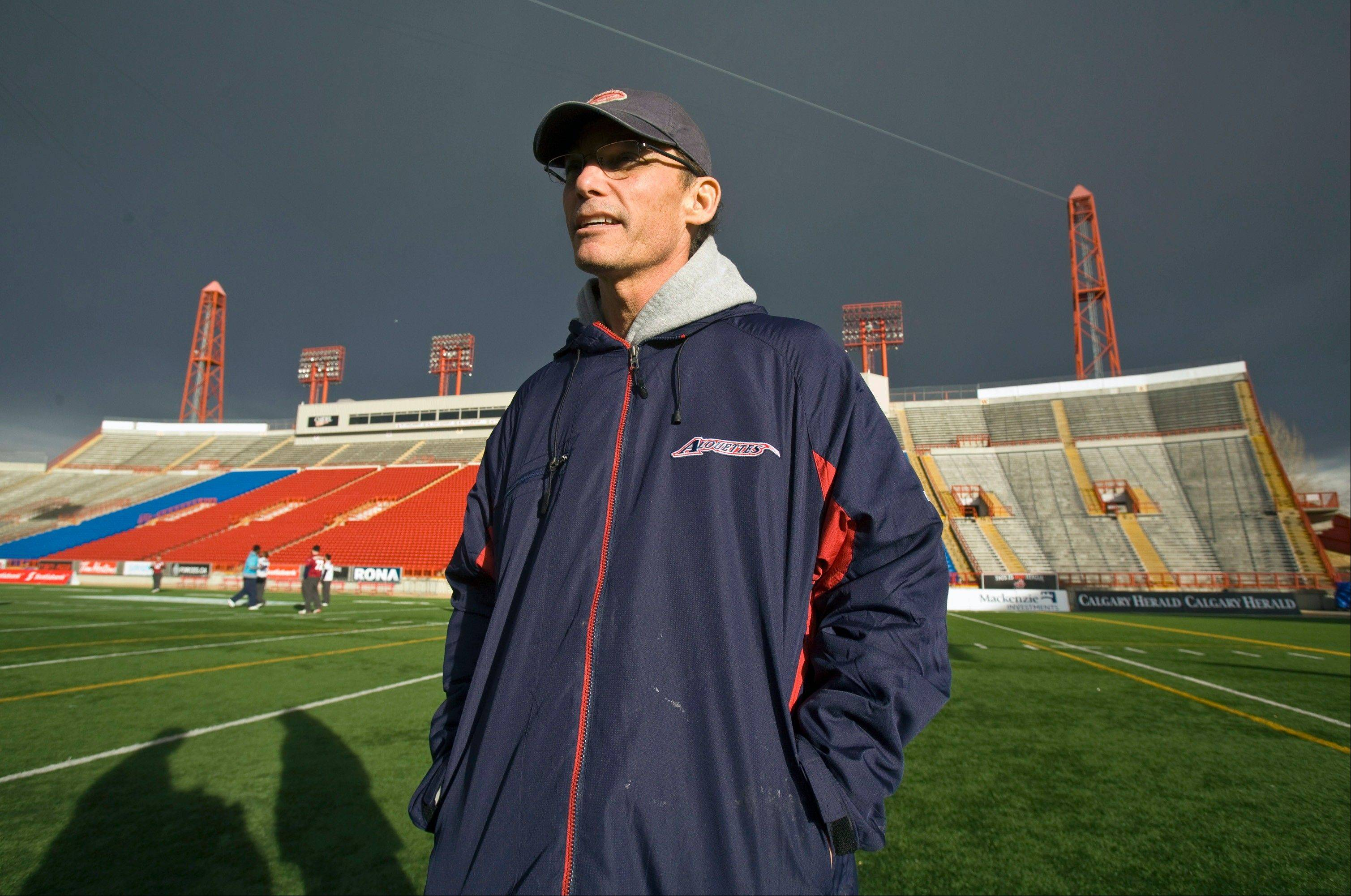Marc Trestman is the 14th head coach of the Chicago Bears franchise. He won two Grey Cup titles in the Canadian Football League and has 17 years of NFL experience.