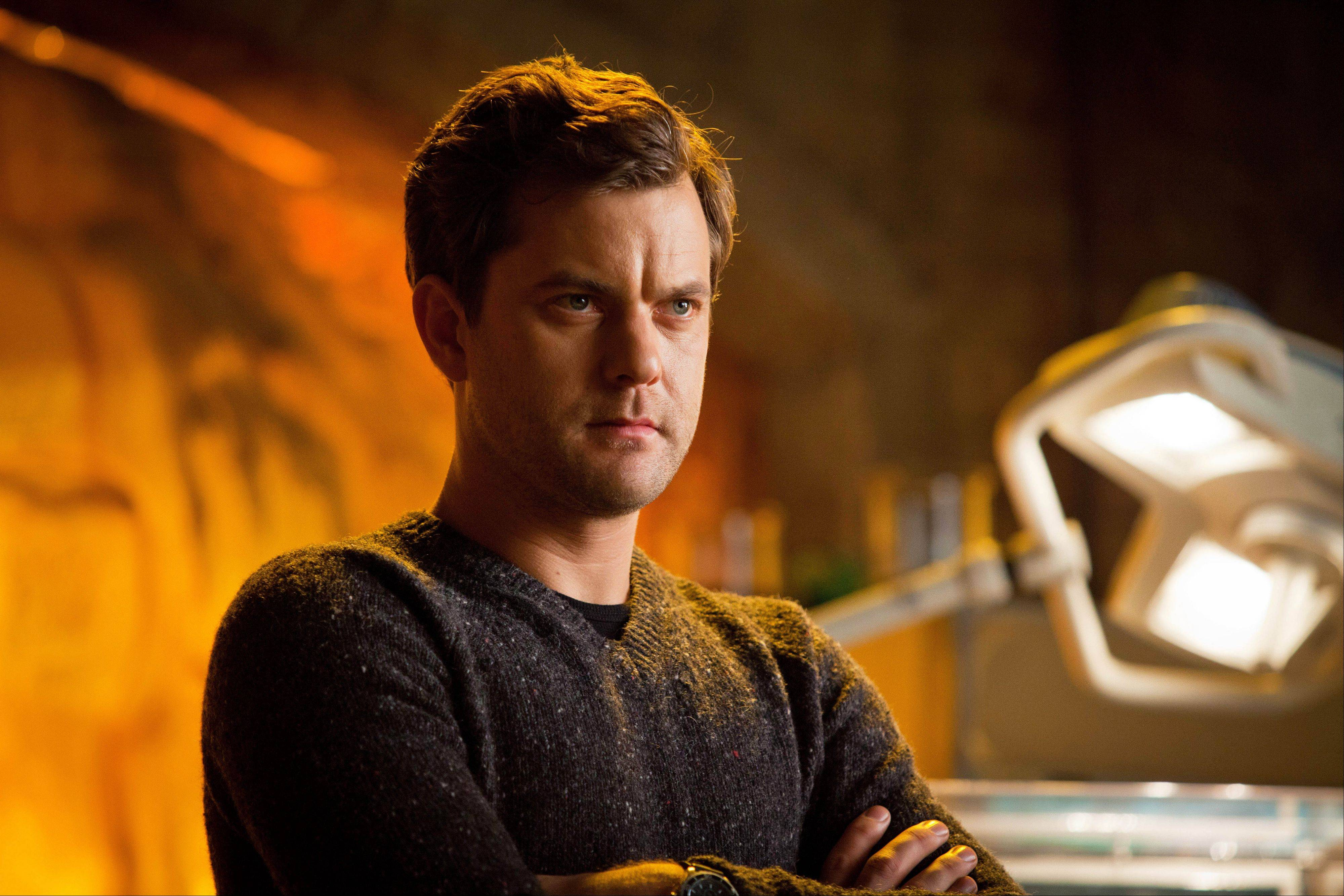 Peter Bishop (Joshua Jackson) is the only main character who didn't have to play multiple versions of himself.