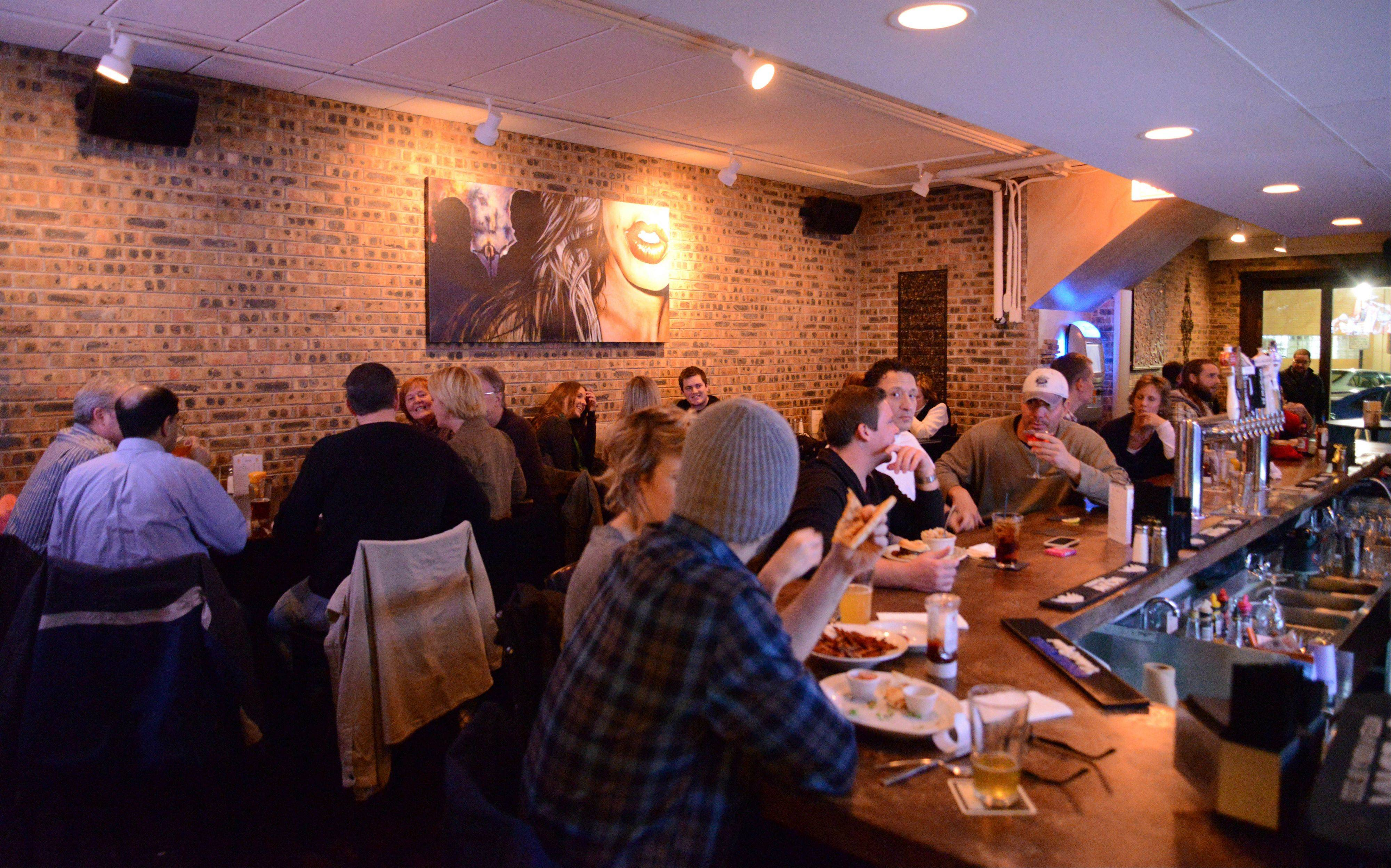 Jackson Ave. Pub serves up craft beer, burgers and more.