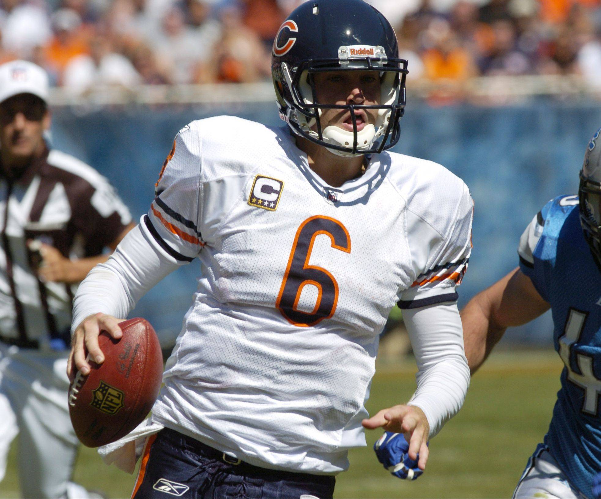 New Bears coach Marc Trestman says he'll at times give QB Jay Cutler the freedom to audible.