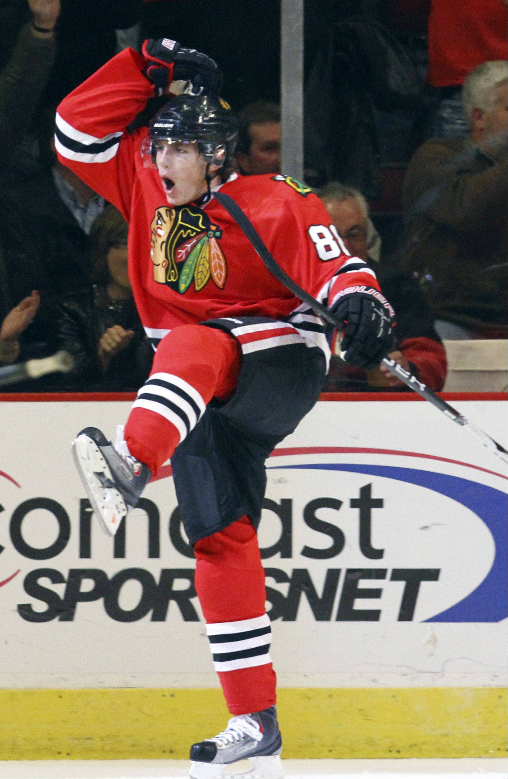 Patrick Kane and the rest of the Blackhawks will drop the puck on a shortened 48-game, 99-day season on Saturday.