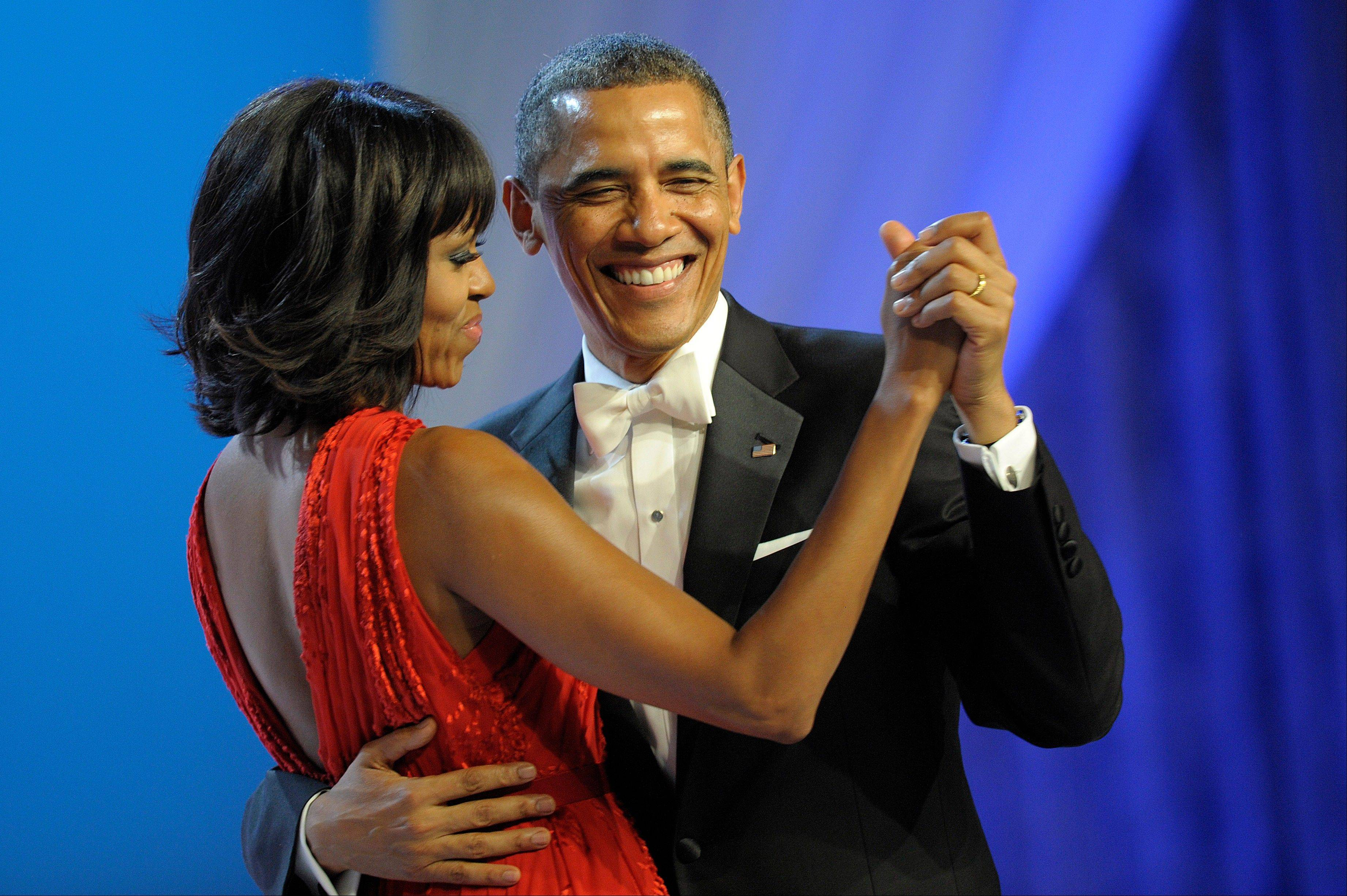 Images: Inauguration Ball