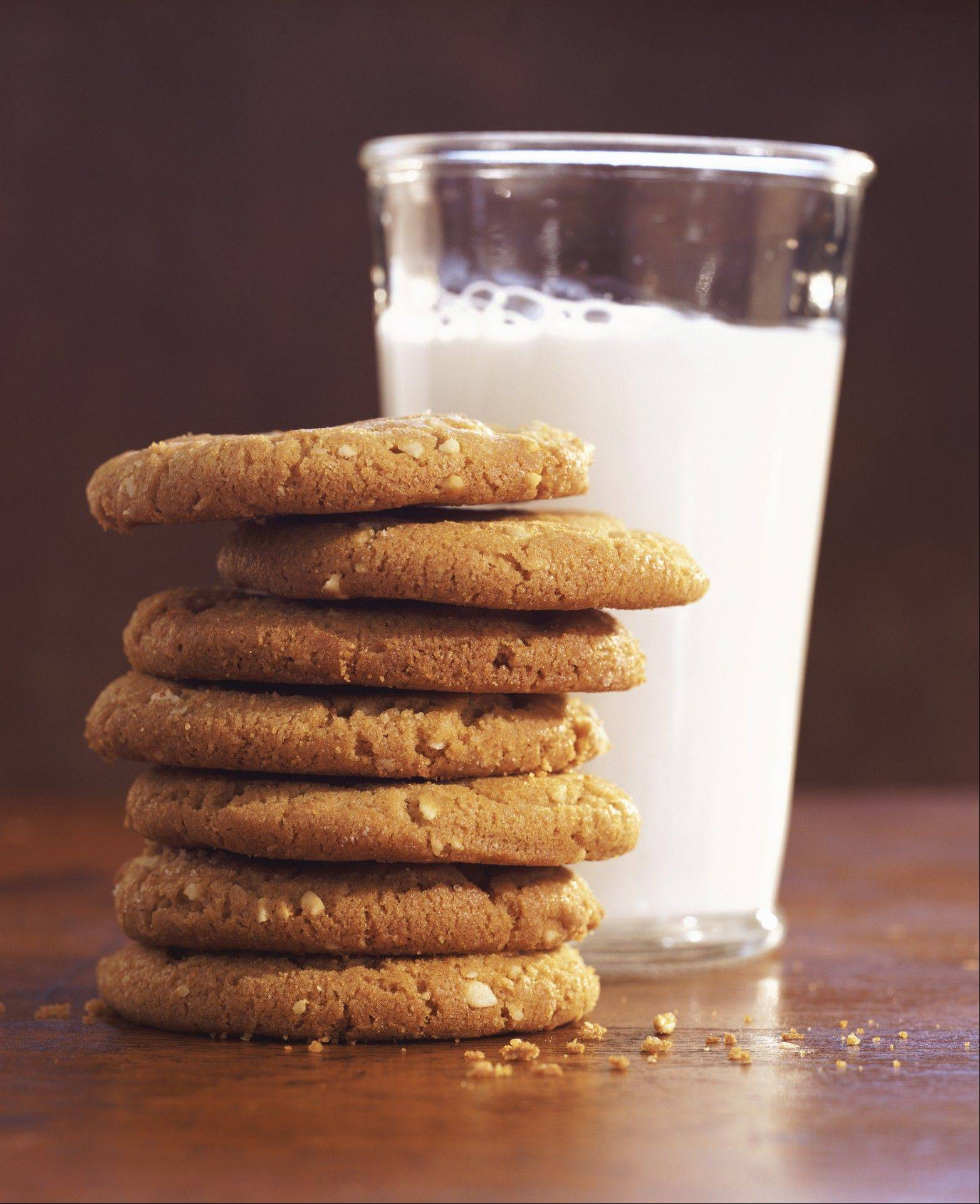 Craving sugary snacks such as cookies is a common symptom of seasonal affective disorder.